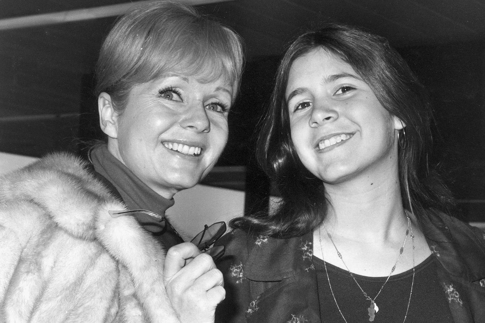 Debbie Reynolds and Carrie Fisher: A History of Their Mother-Daughter Collaborations