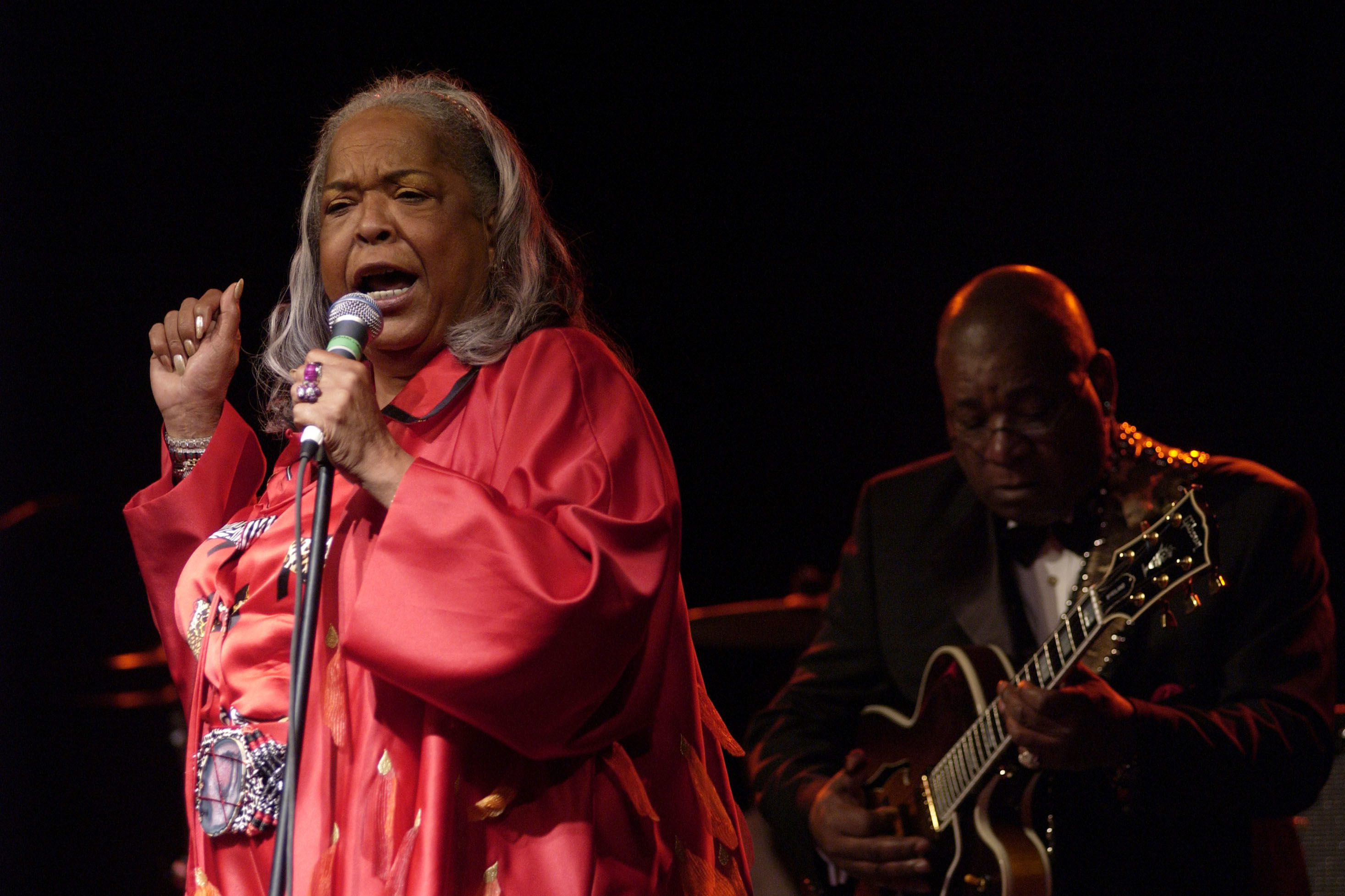 Della Reese, Music Legend and Touched By an Angel Star, Dead at 86