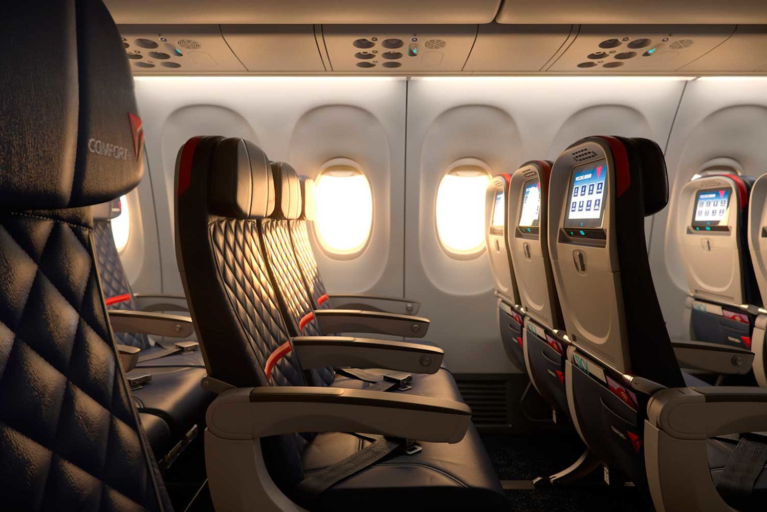 Everything You Need to Know About Booking Delta Comfort+ Seats