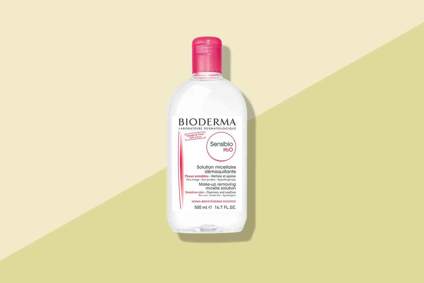 The Micellar Water Everyone Is Obsessed With Is Seriously on Sale Right Now