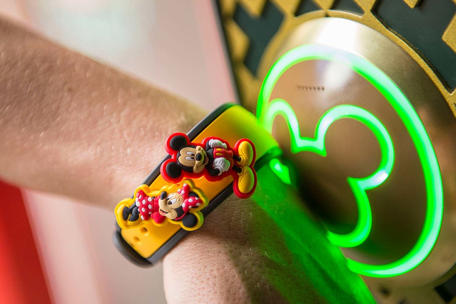 Your Disney MagicBand Might Soon Make Your Hotel Stay a Lot Cooler
