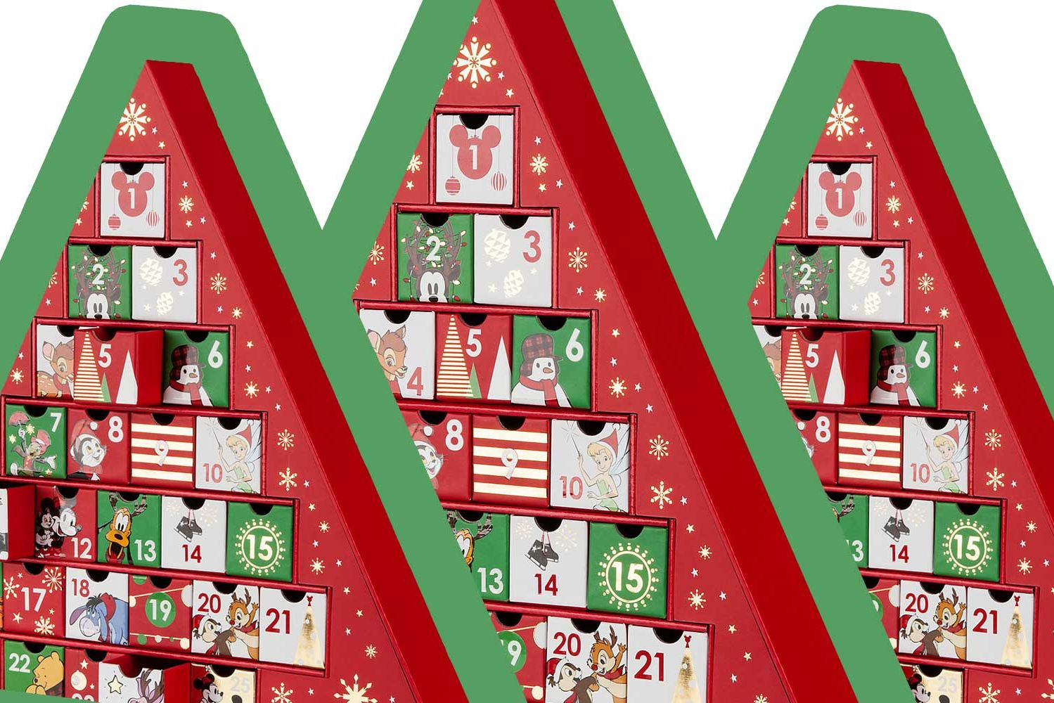 This Empty Disney Advent Calendar Doesn't Include Gifts, But Does Come With 'Stardust'