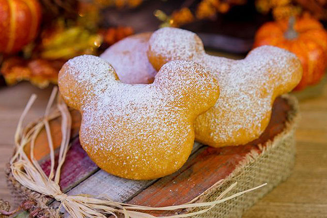 It's That Time! Pumpkin Spice Beignets Have Returned to Disney World