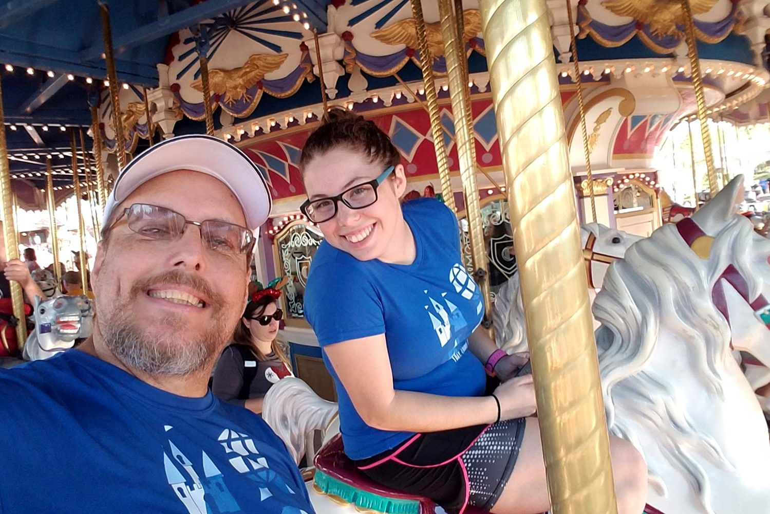 This Father and Daughter Rode Every Disney World Ride in One Day