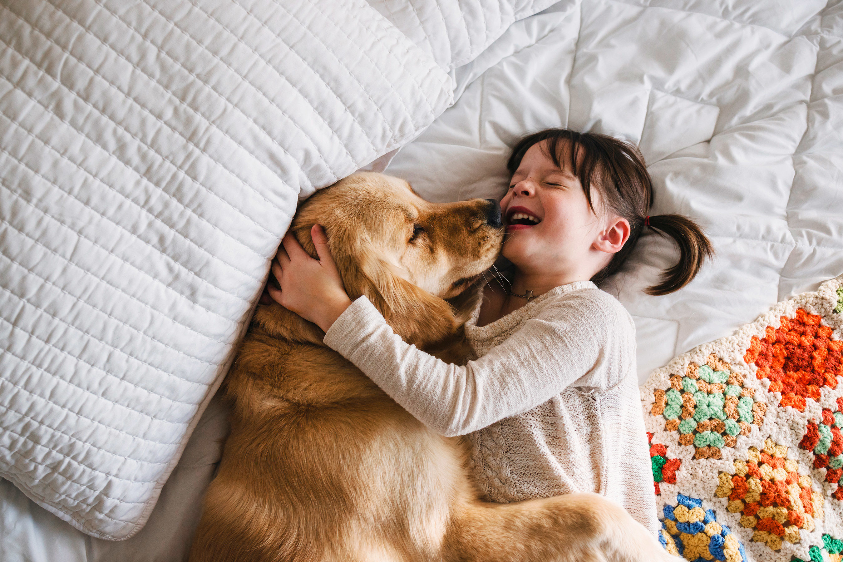 Want to Protect Your Kids from Allergies? Study Says Get a Dog ... or Two