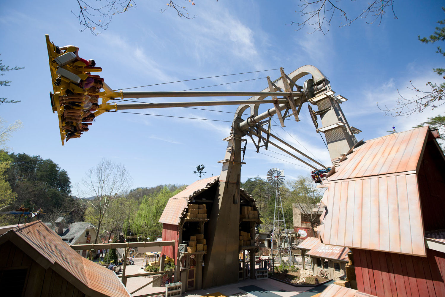 Dollywood's Two New Rides and 2018 'Season of Showstoppers'