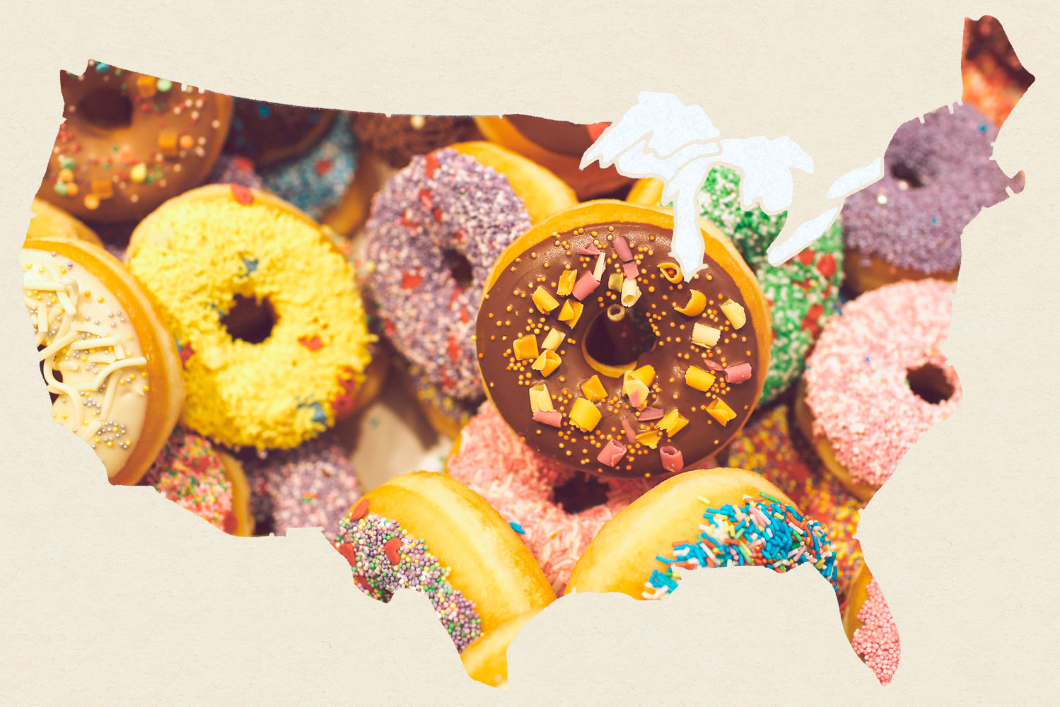 The Best Donuts in Every State