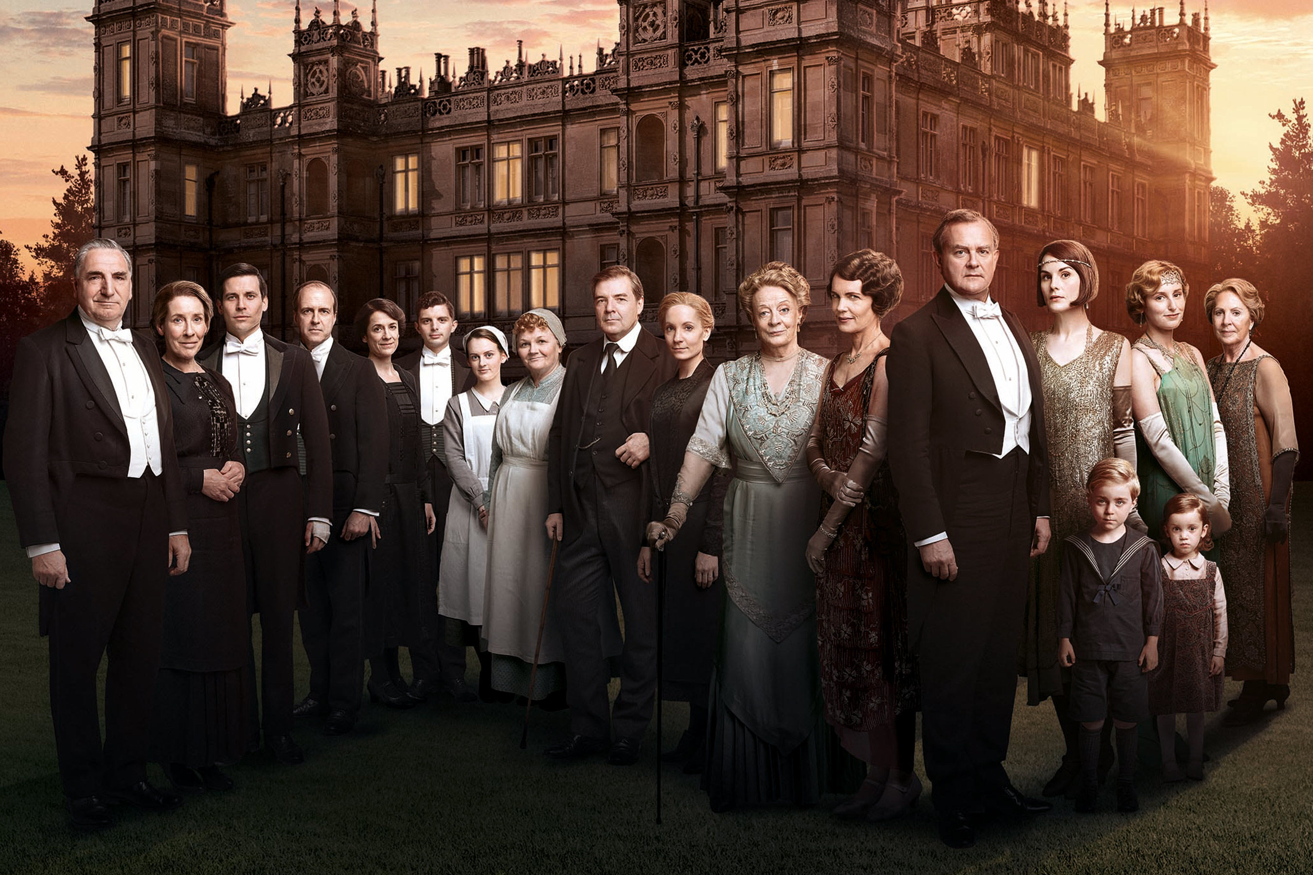 Downton Abbey Movie Is Officially Happening With Series Cast to Return