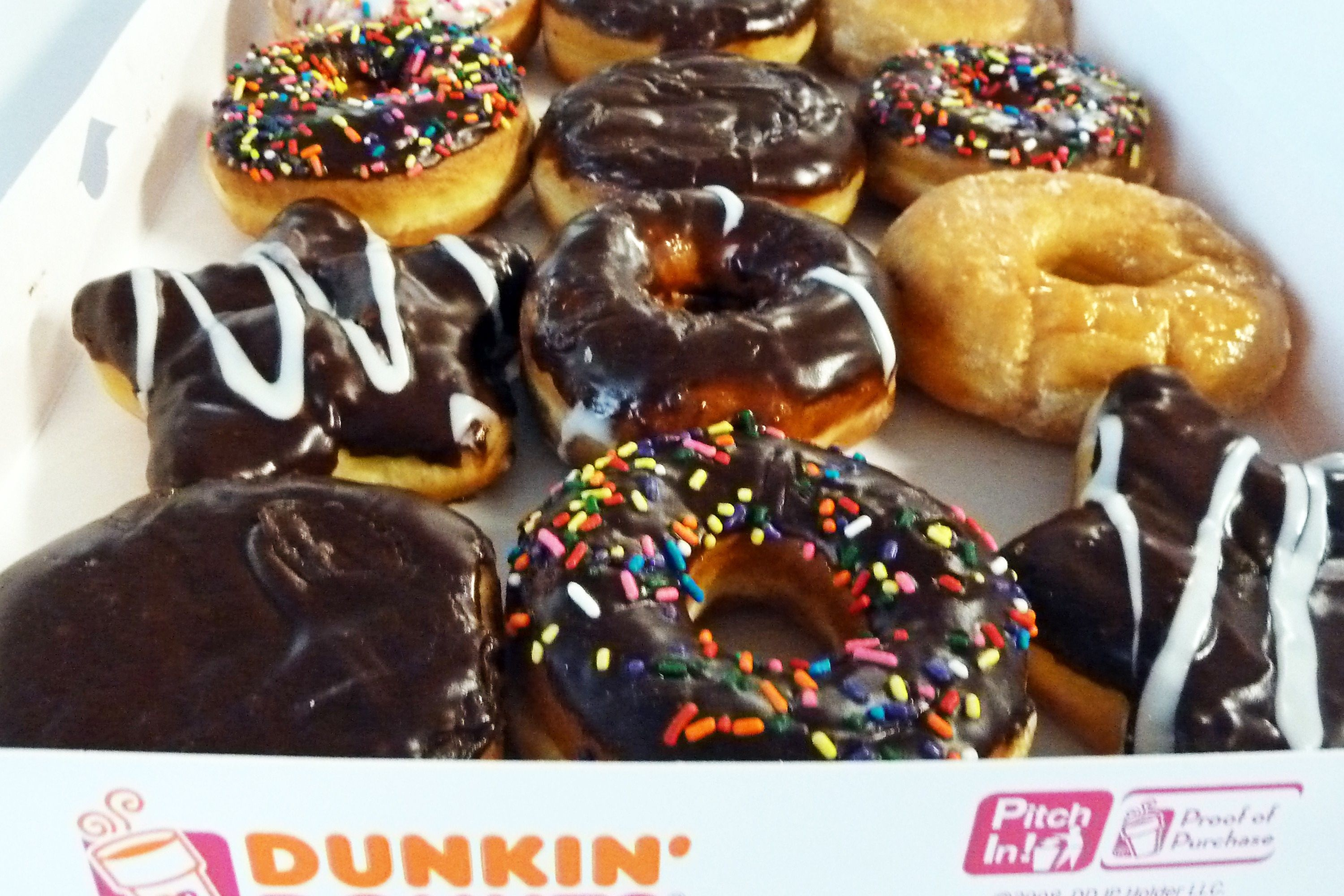 Beware of This Dunkin' Donuts Coupon Floating Around Offering Free Doughnuts