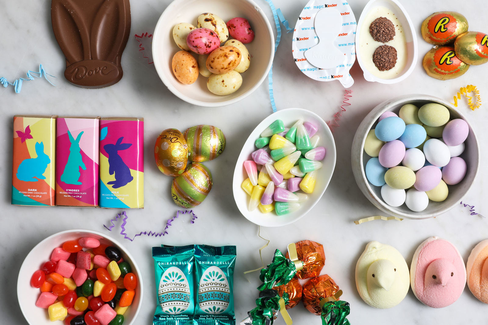 We Tried This Year's Newest Easter Candy