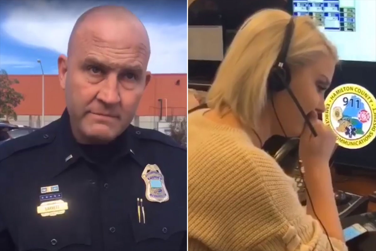 Tennessee Police Officer Shares Emotional Final Call with Dispatcher Daughter Before Retirement