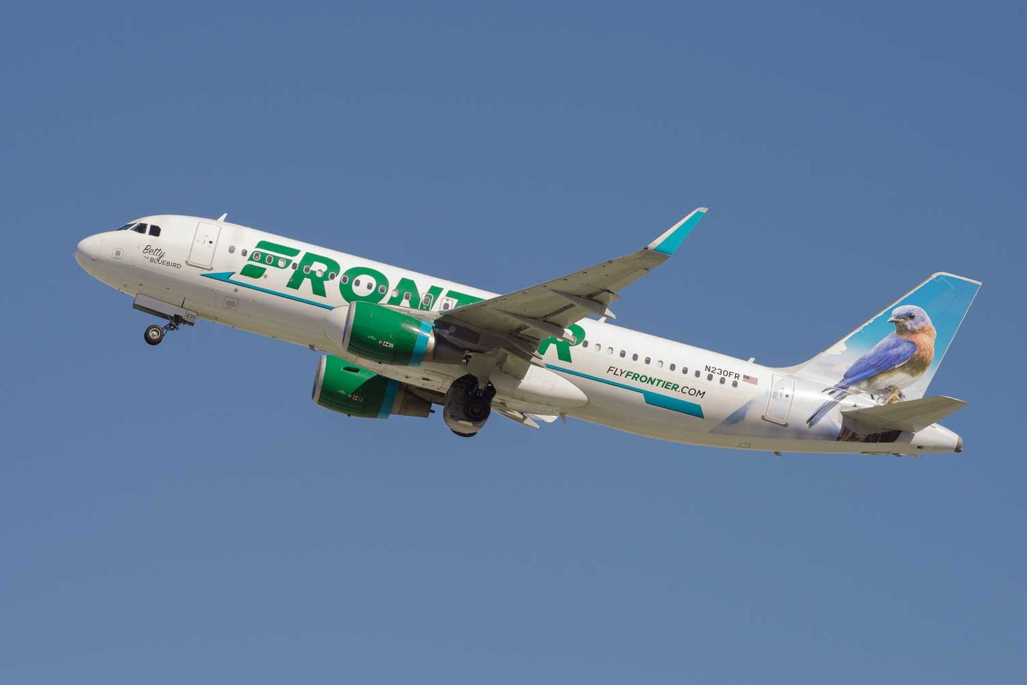 Frontier Is Giving a Free Flight to People With This Last Name