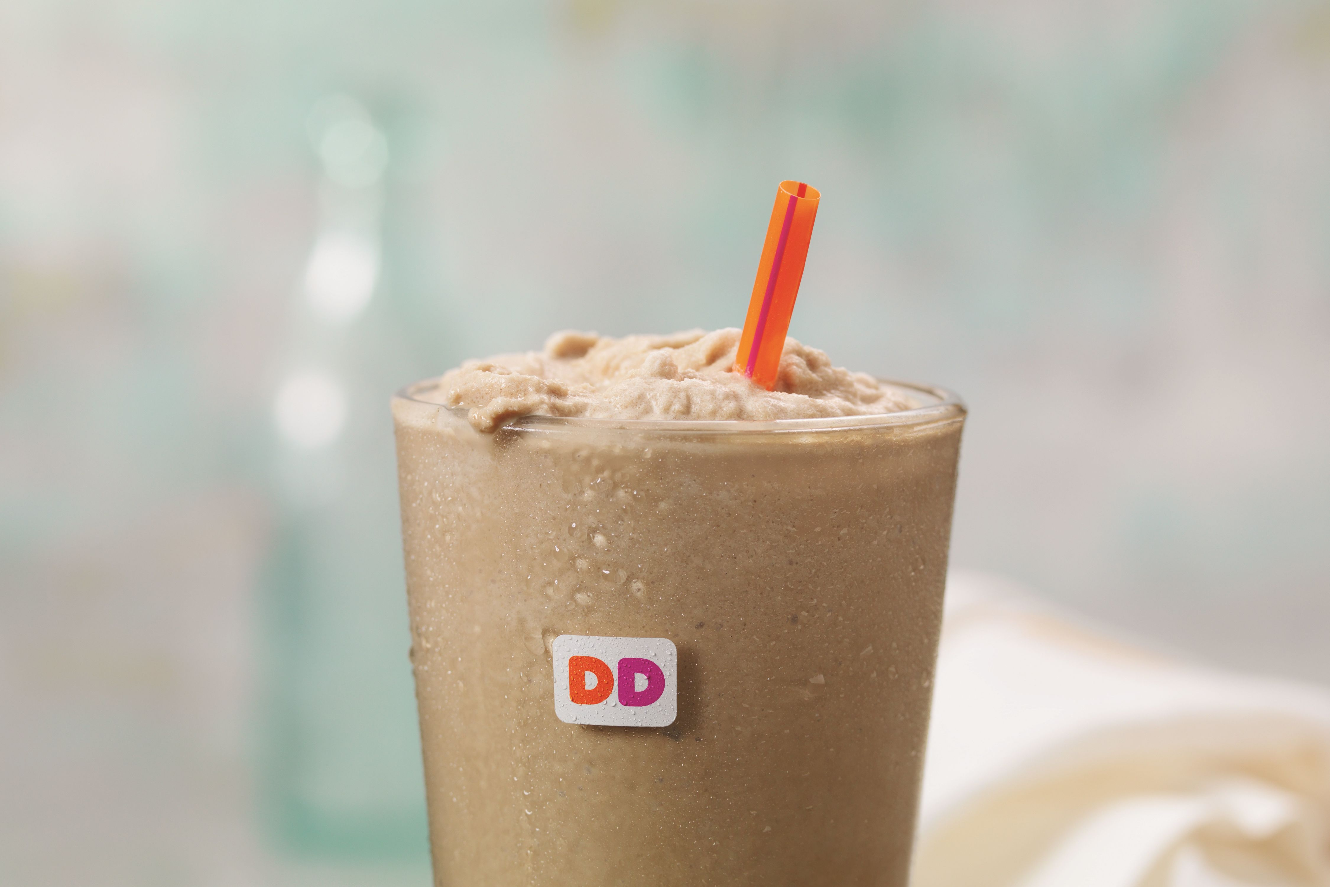 Dunkin' Donuts Is Giving Out Free Frozen Coffee Today