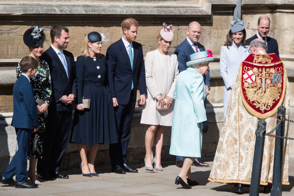 The Royal Family Celebrated a Festive Easter and the Queen's 93rd Birthday