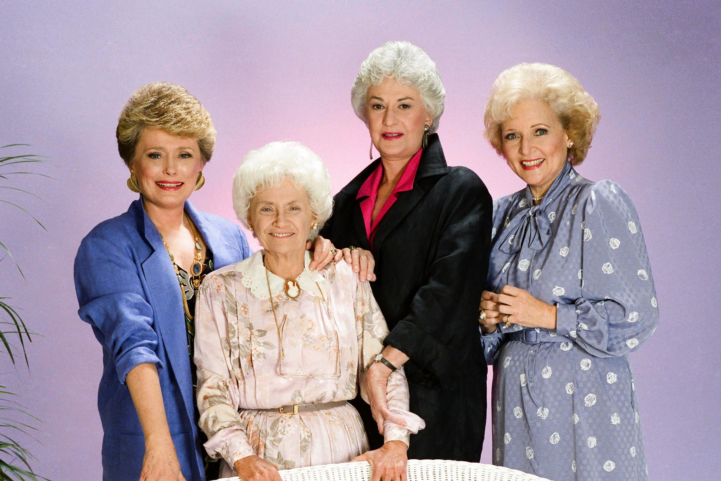 Every Episode of 'The Golden Girls' is Coming to Hulu