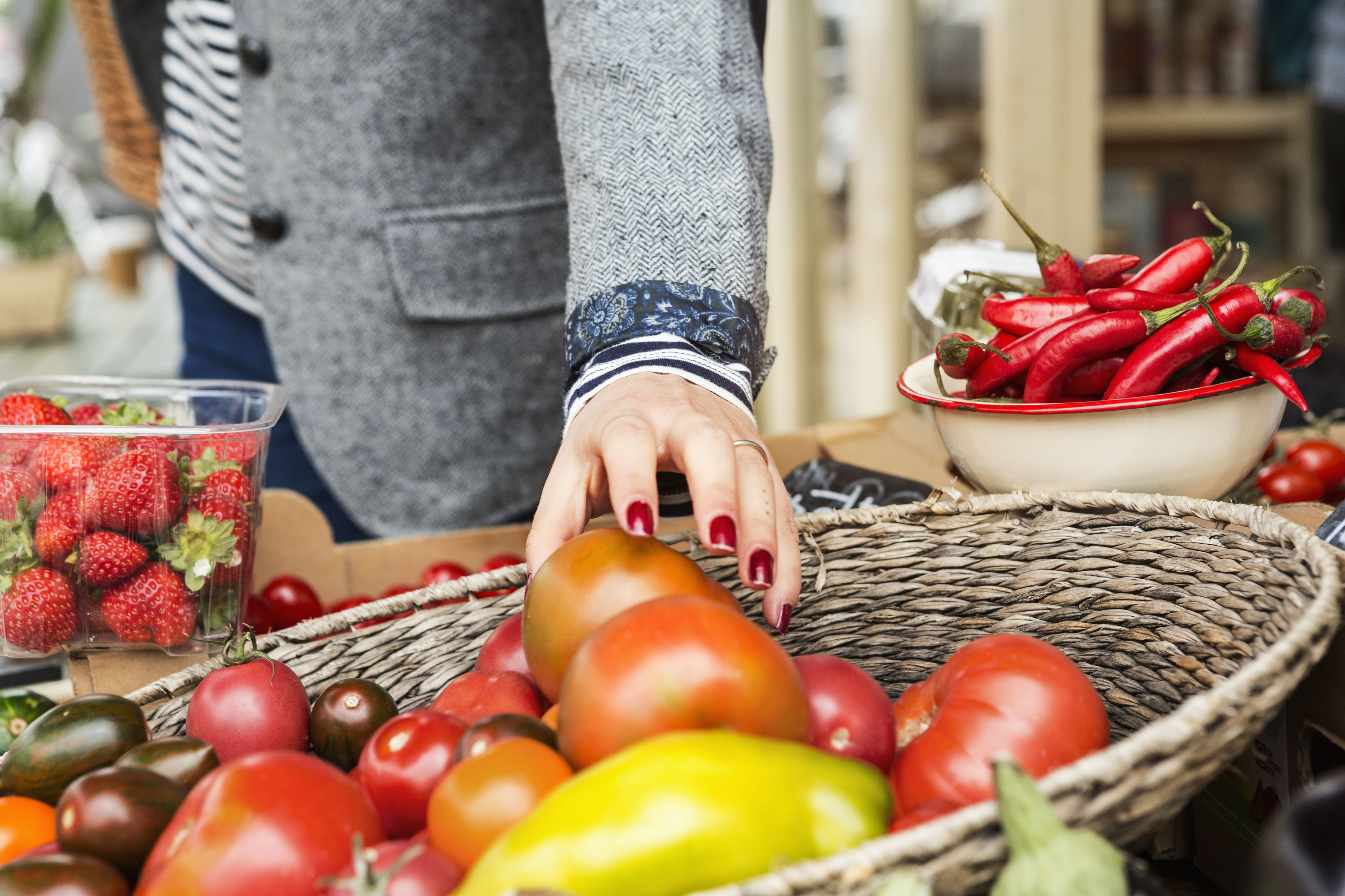 9 Tips for Better Farmers' Market Manners