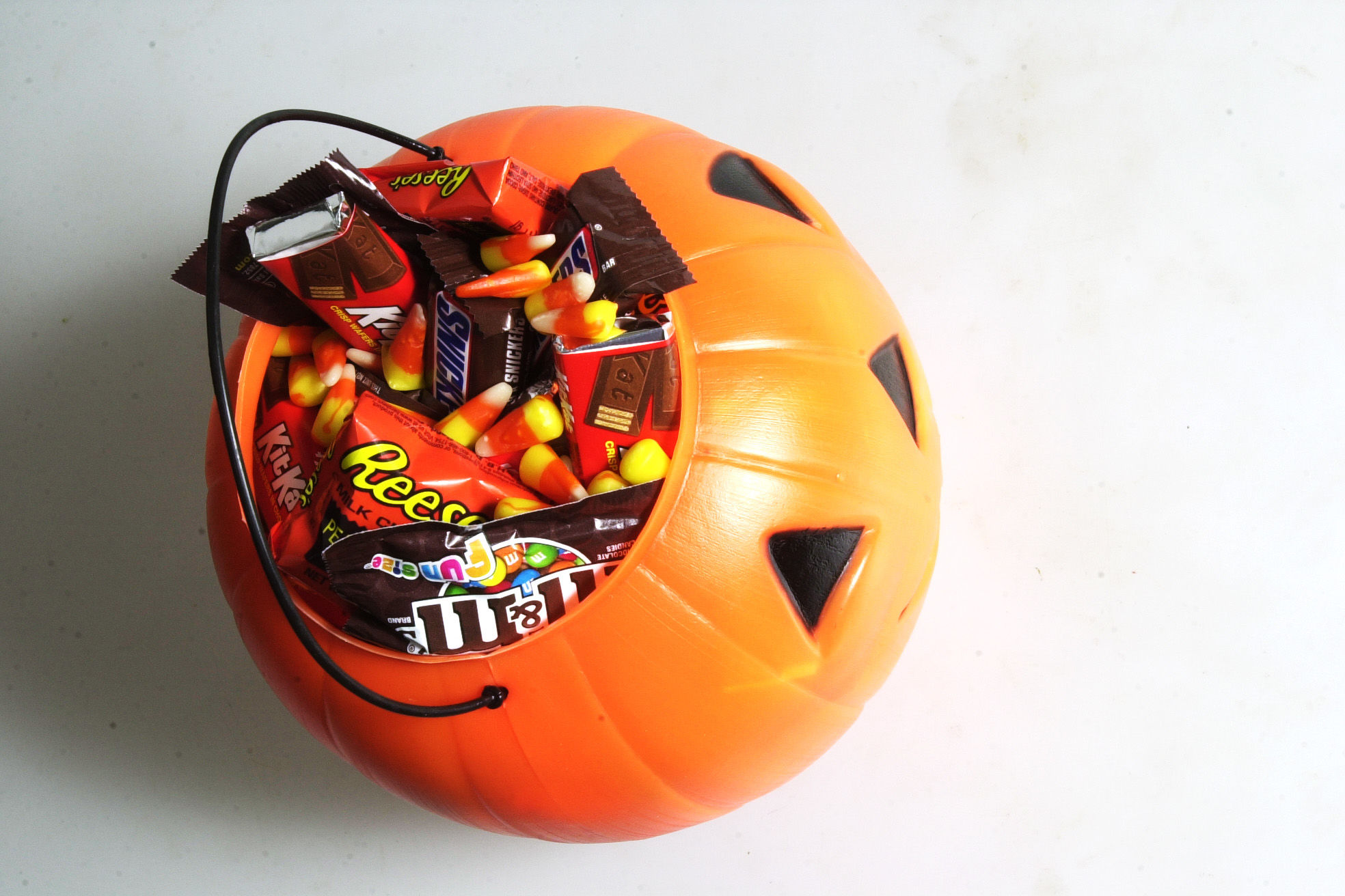 Here's How to Donate Your Leftover Candy to a Good Cause