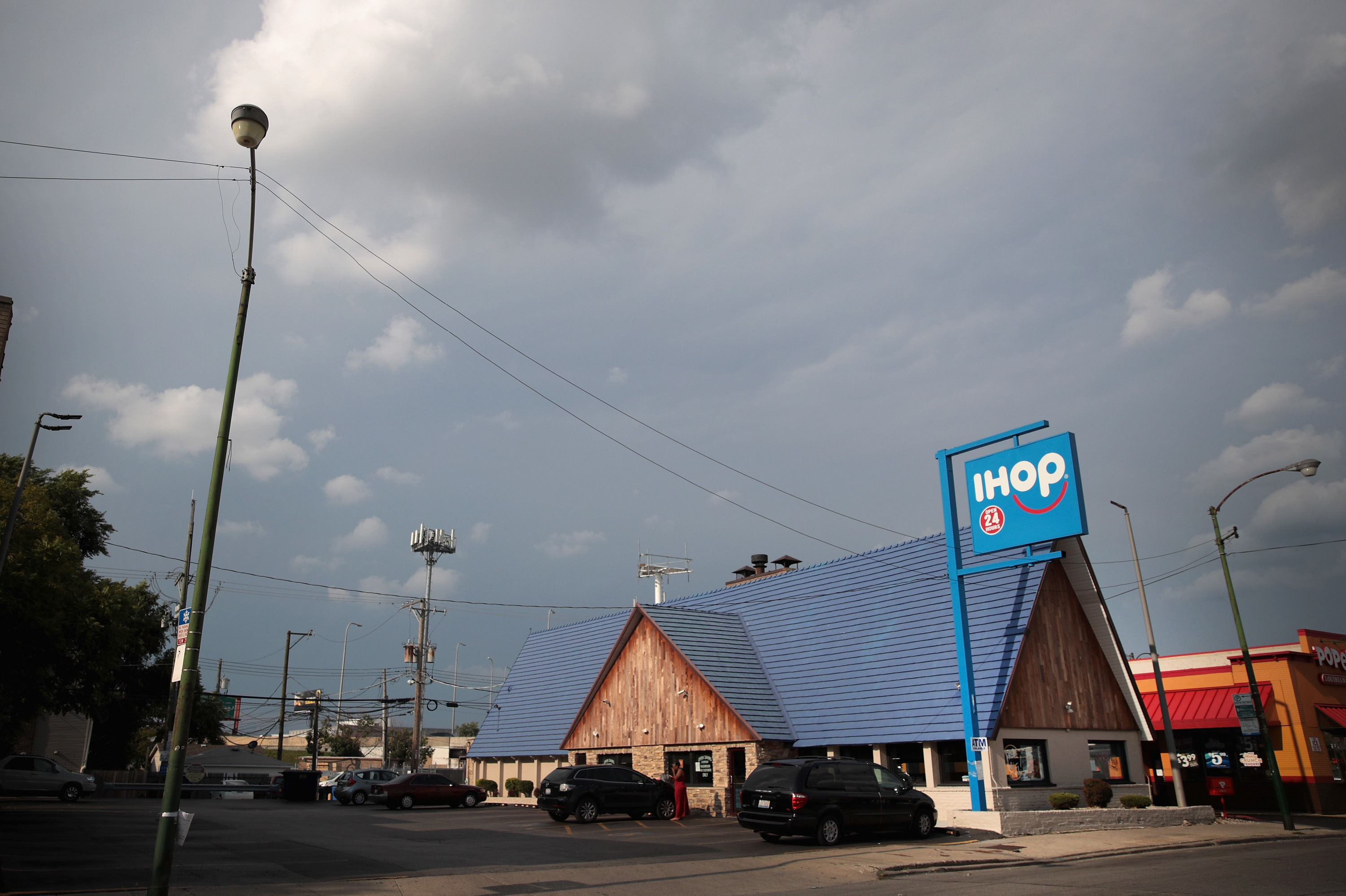 IHOP Is Getting a New Name. And It Doesn't Include Pancakes