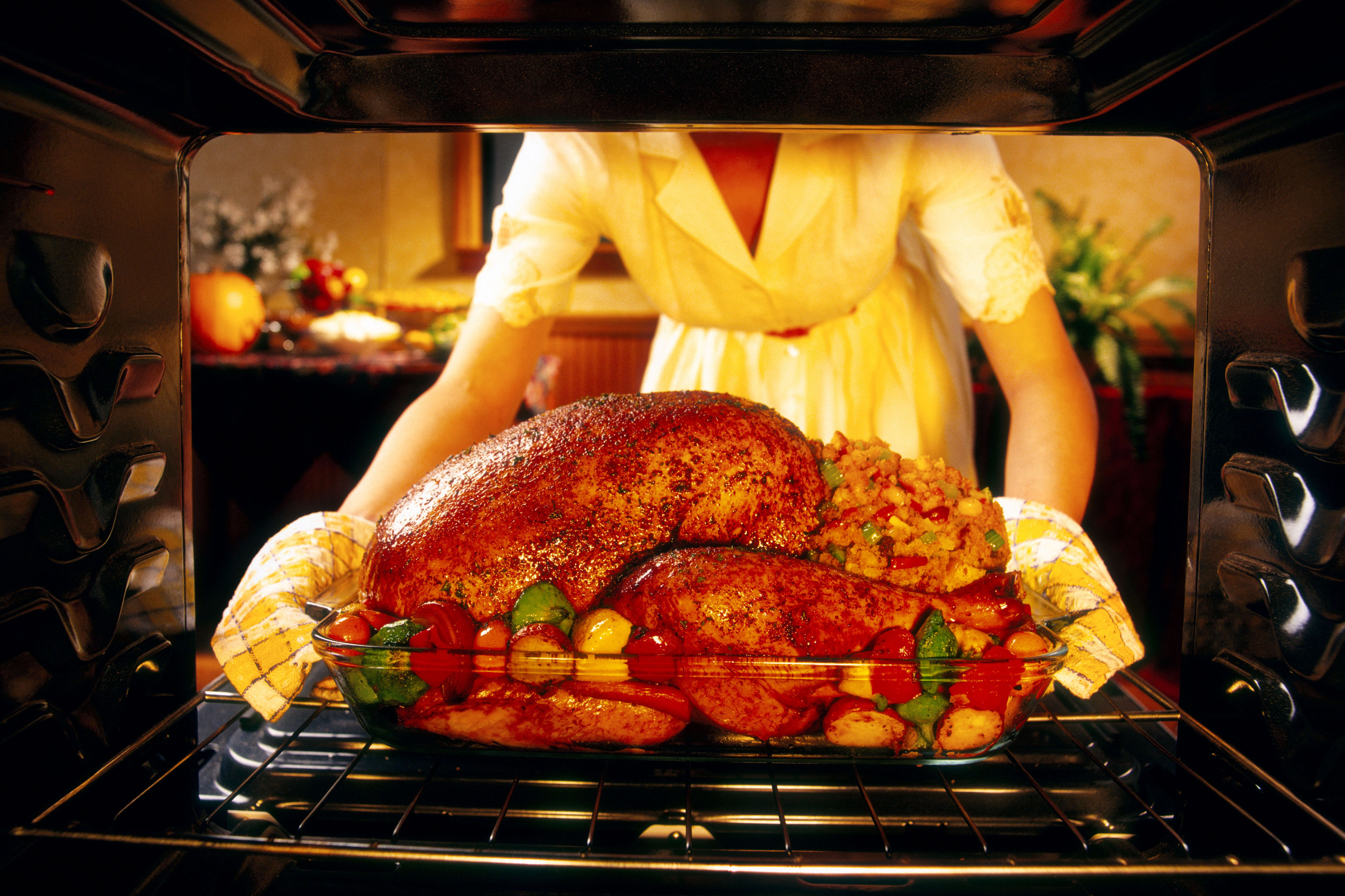 How to Tackle YourHoliday Meal with Only One Oven