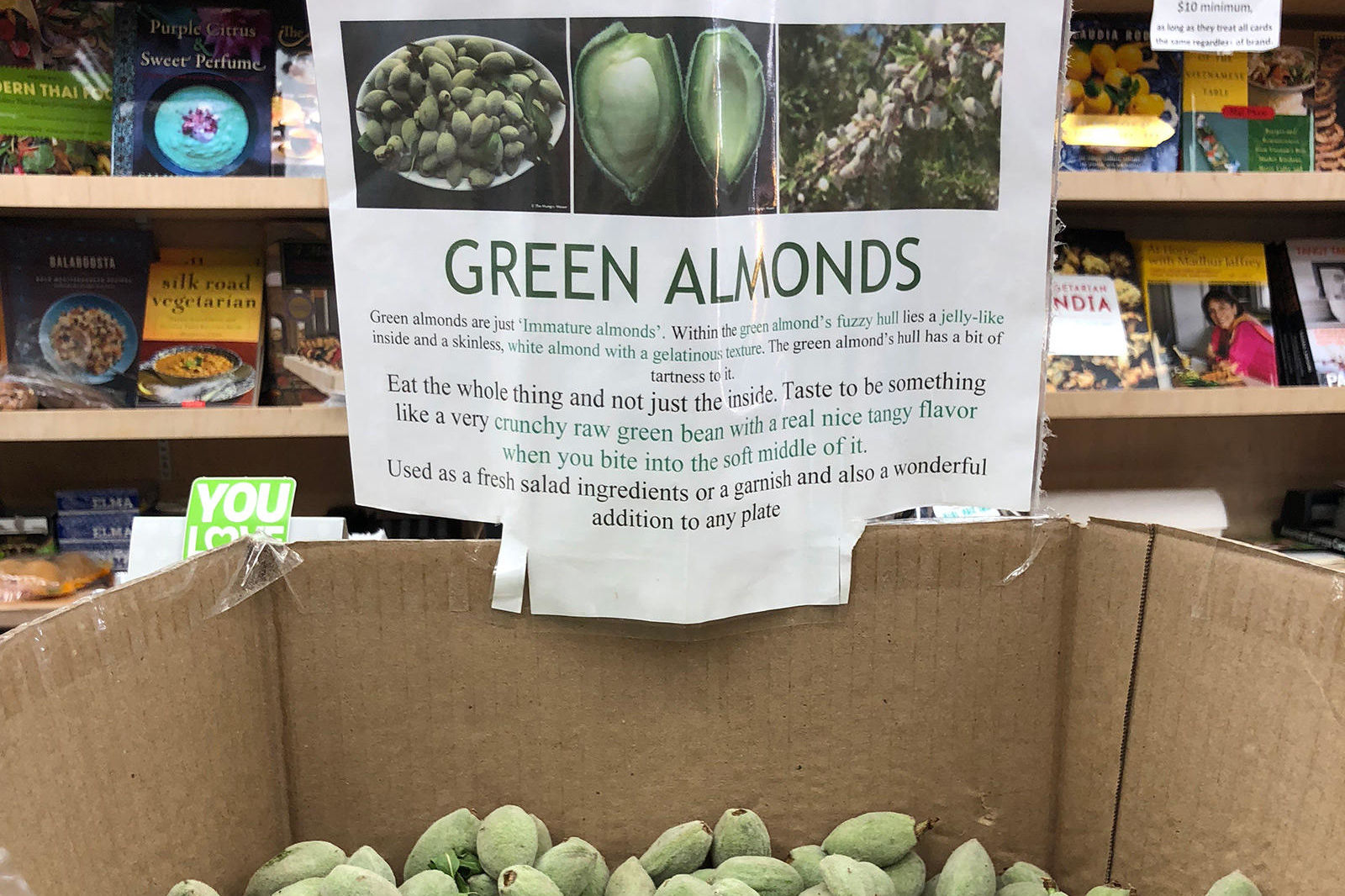 Why You Should Try Green Almonds