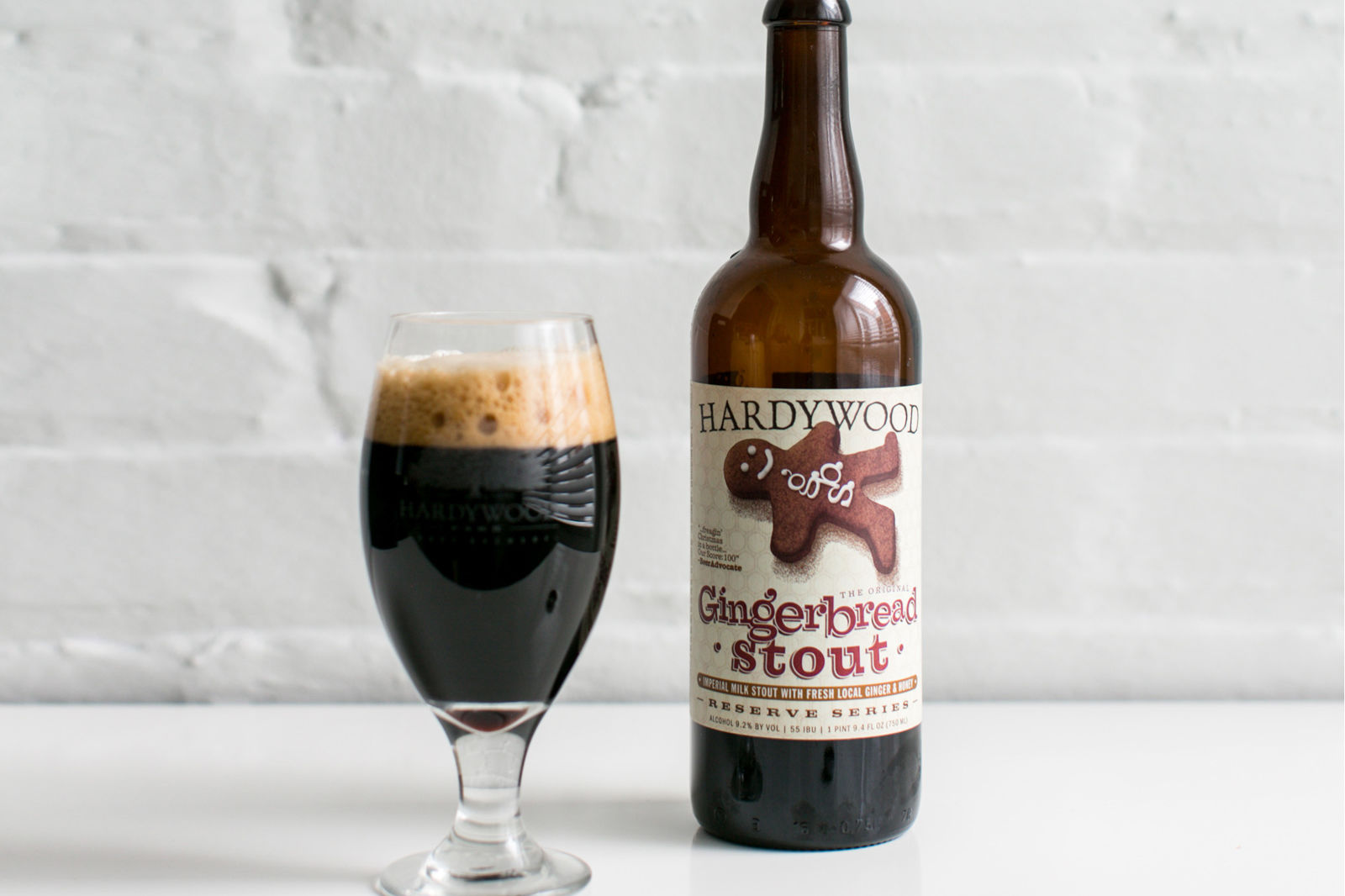 How a Christmas Beer Built a Brewery: The Story of Hardywood's Gingerbread Stout
