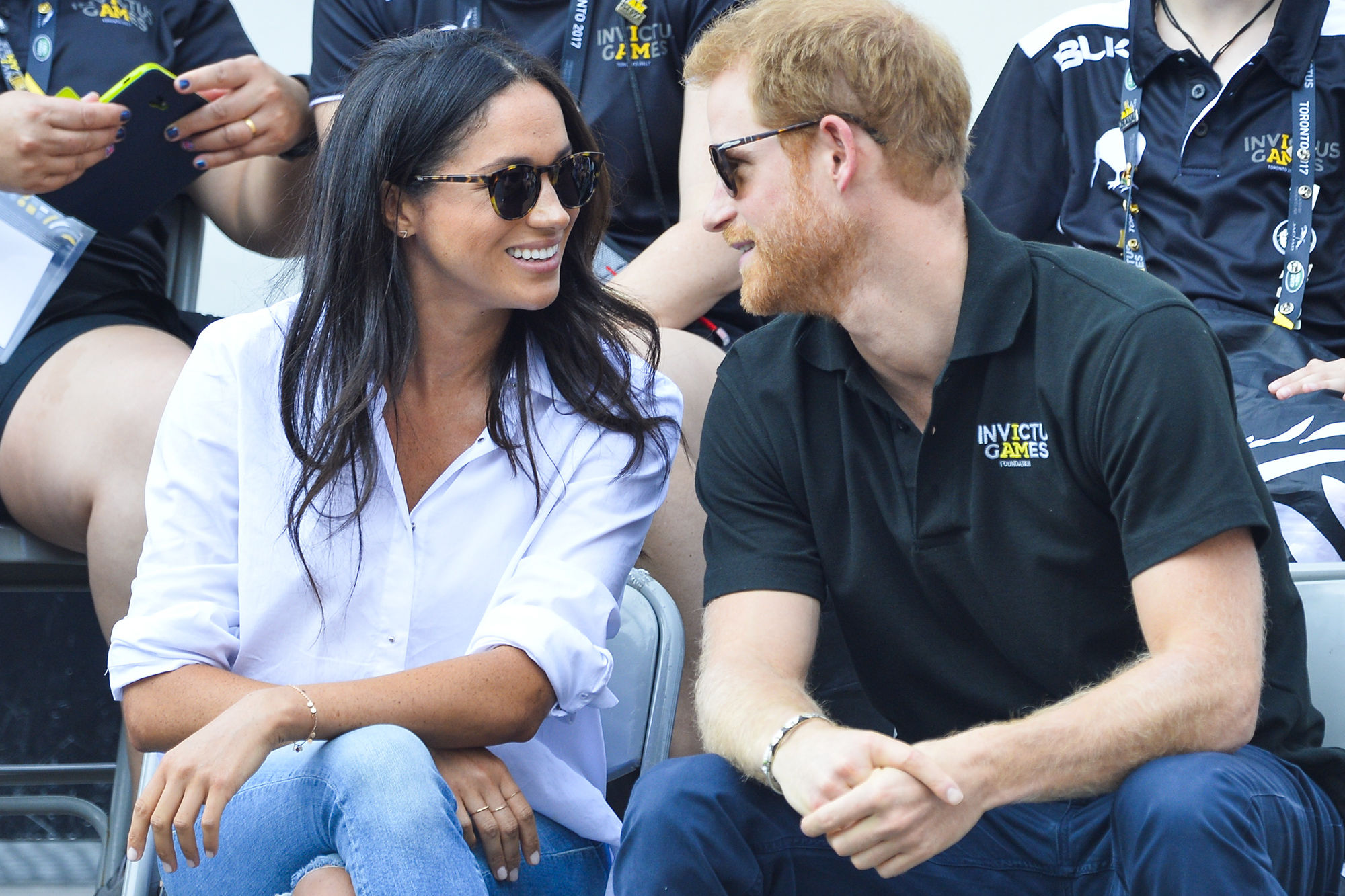 WATCH: Prince Harry Is Engaged to Meghan Markle!