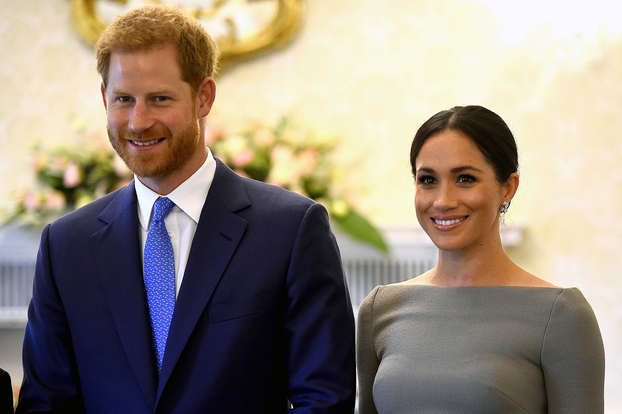 Prince Harry and Meghan Markle's Joint Monogram Revealed — and It's So Romantic