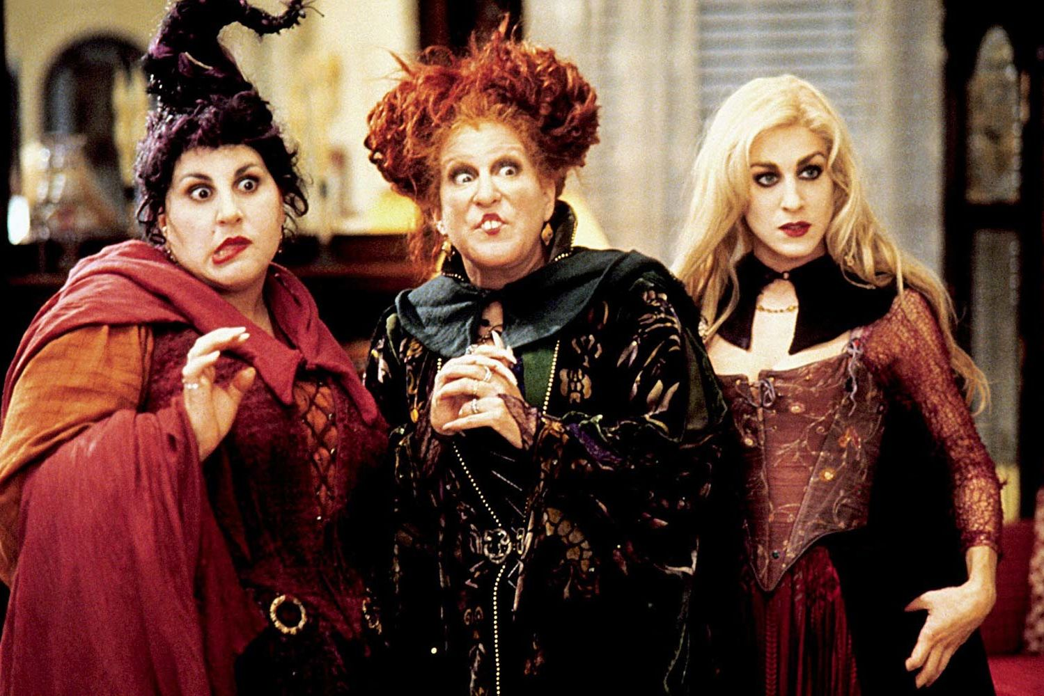 Disney Is Planning a Hocus Pocus Remake
