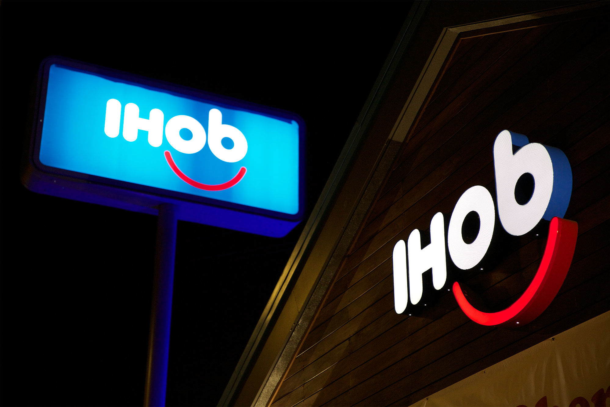 IHOP Changes Its Name To IHOb To Prove They Are 'Serious' About a New Menu Item