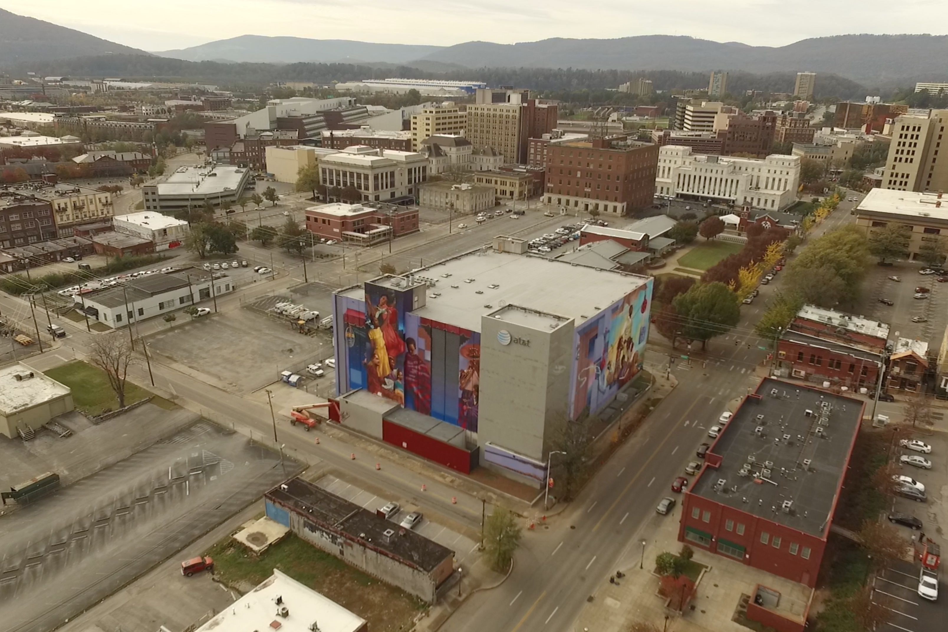 New Documentary Shows How Chattanooga is Using a Mural to Unite Its Community