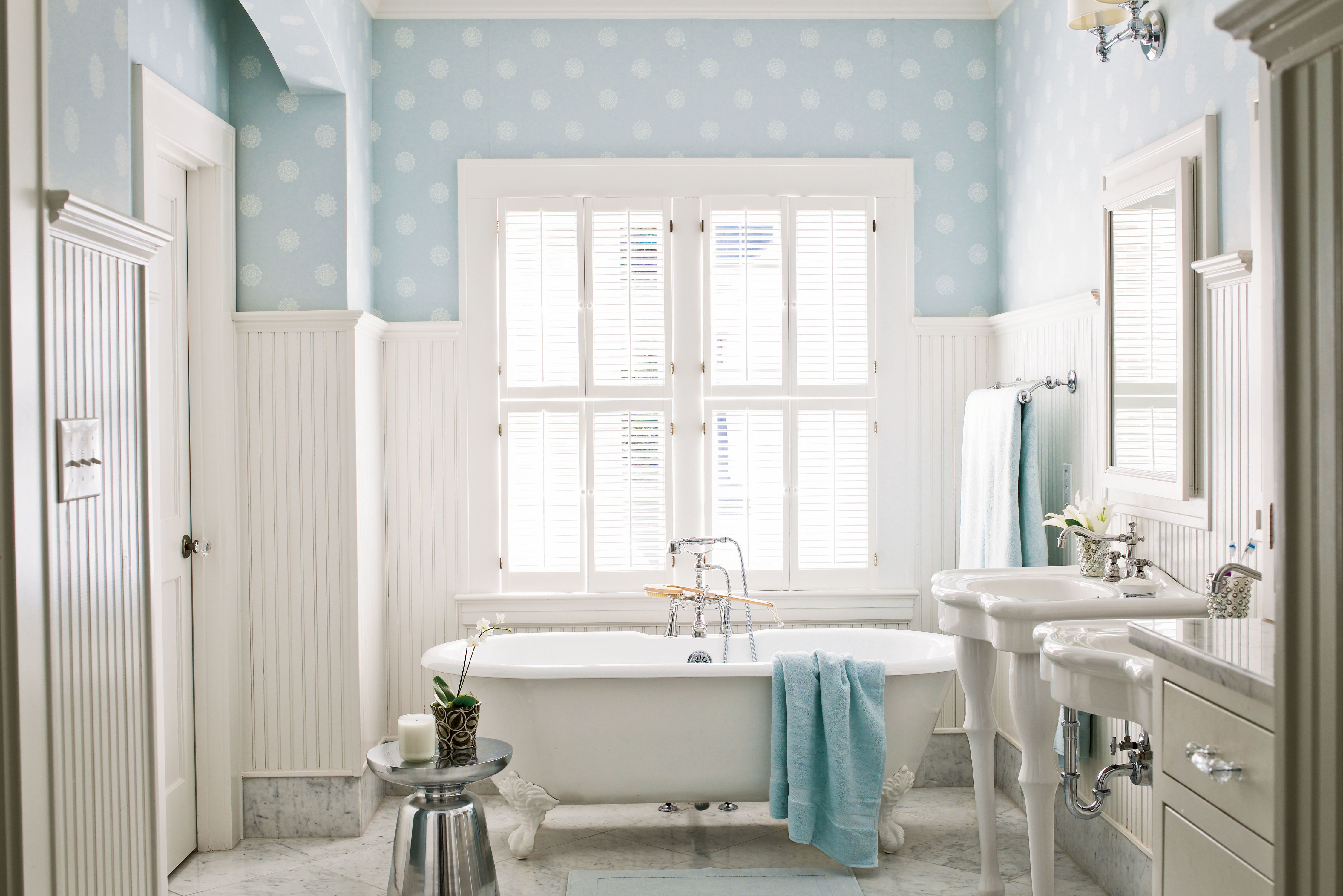 A Bathroom in Our Favorite Shade is the Key to Selling Your Home for Top Dollar