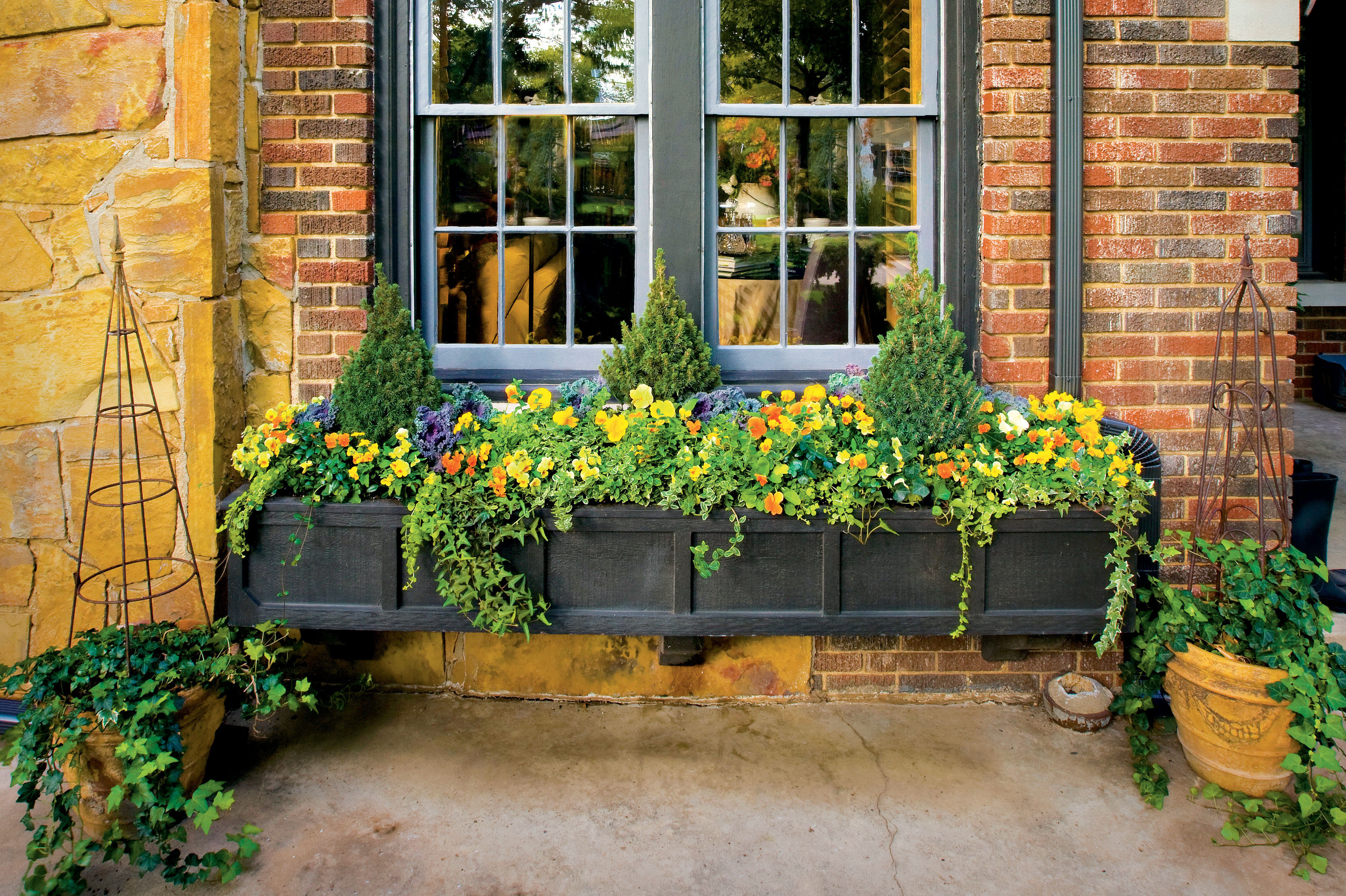Think Outside the Window Box
