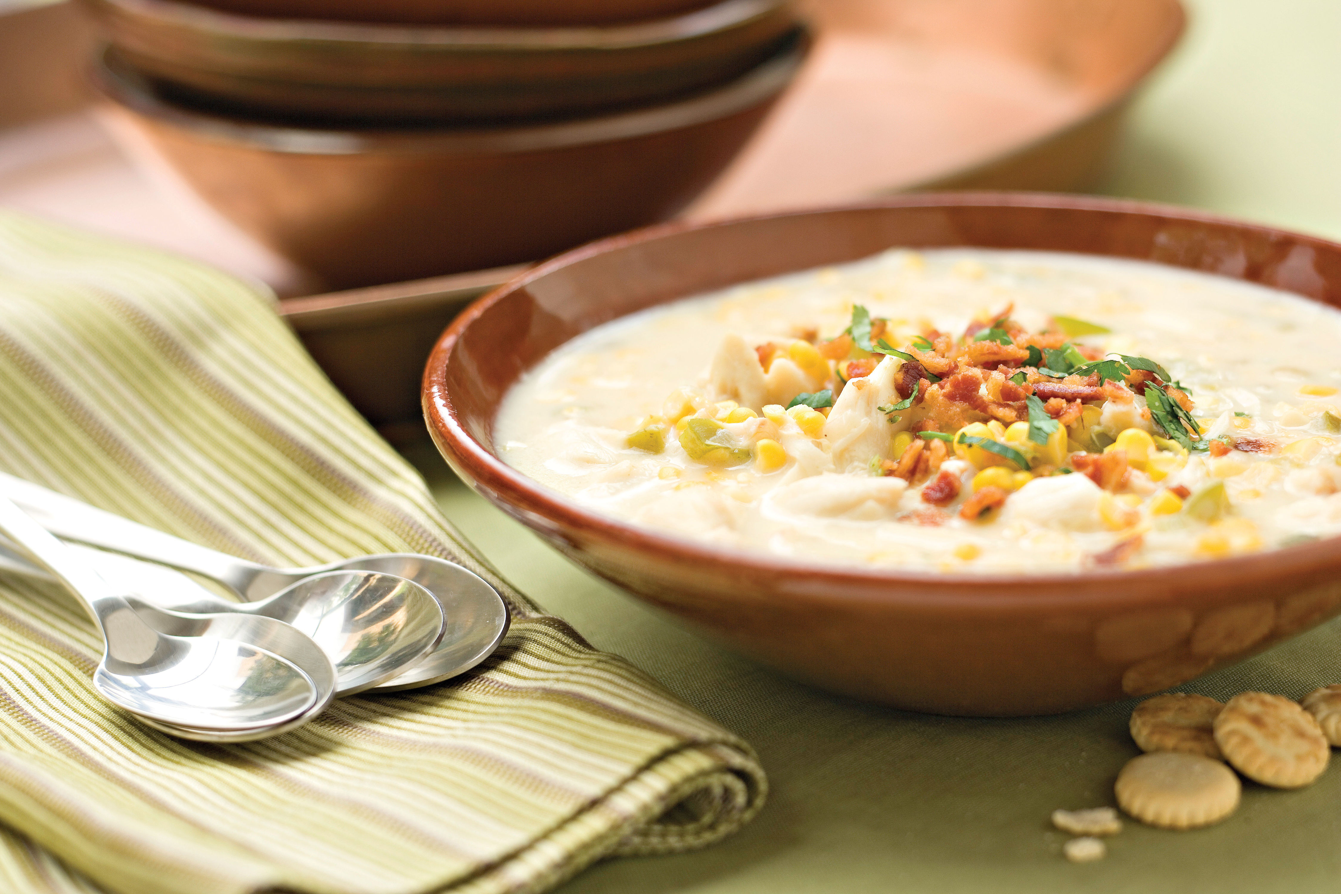 Share the Warmth: Hearty Soups