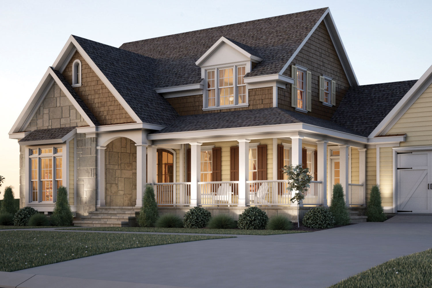 Midwest house plans with basement escortsea for Midwest living house plans