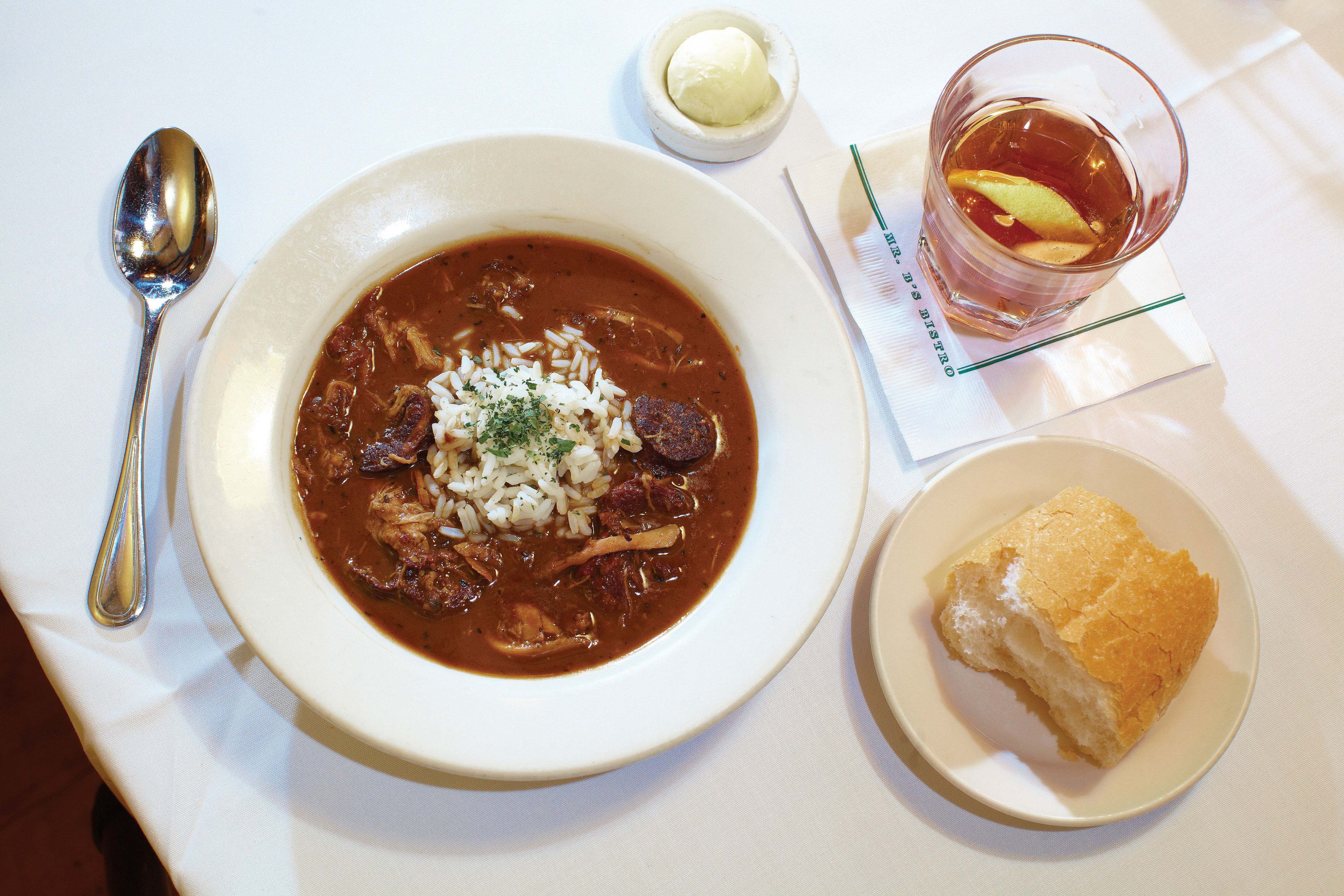 We Brake for Gumbo: Louisiana Gumbo Trail