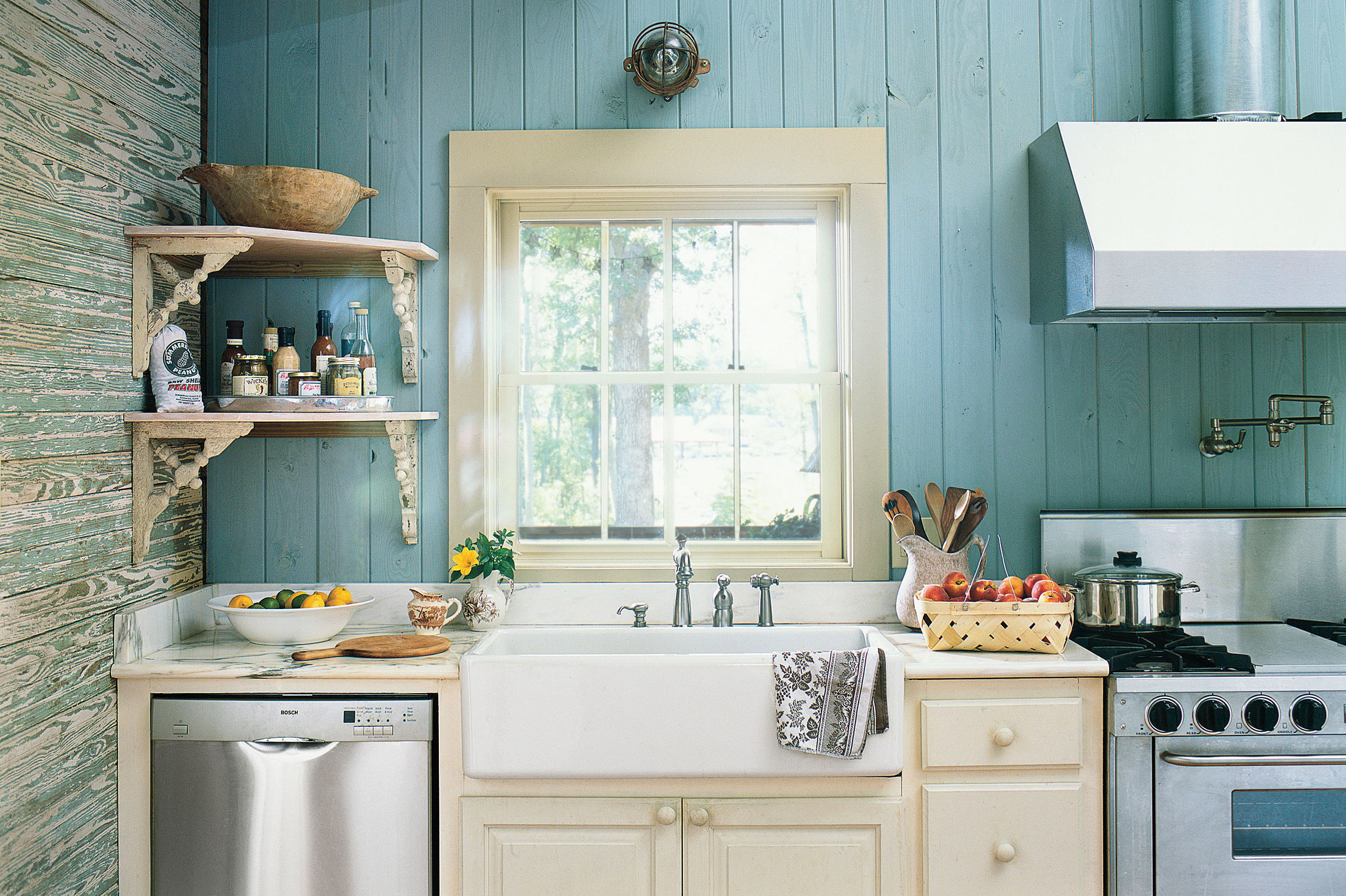 A Small Kitchen Storage Idea That Makes a Huge Difference - Southern ...