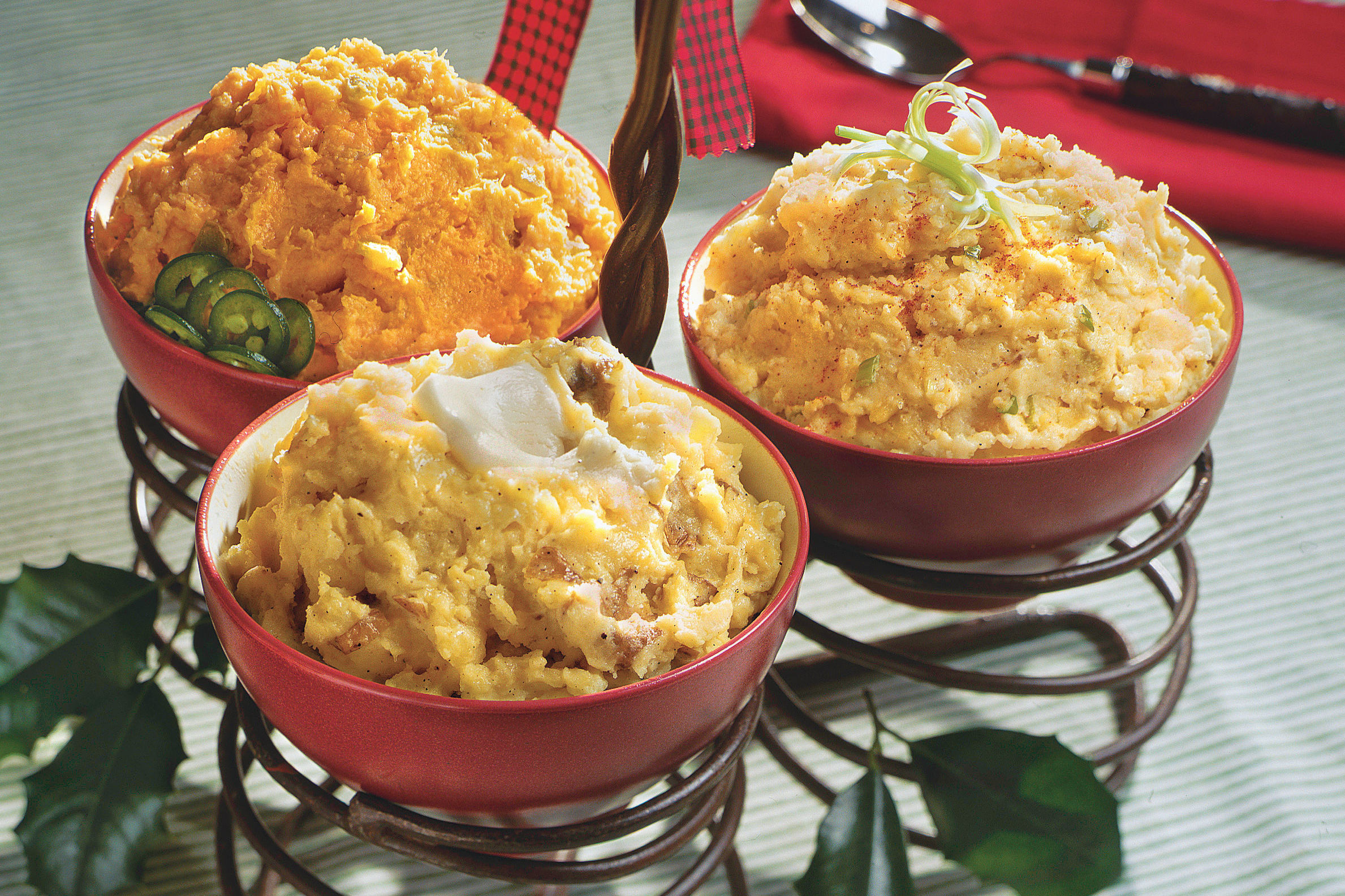 Top-Rated Mashed Potatoes