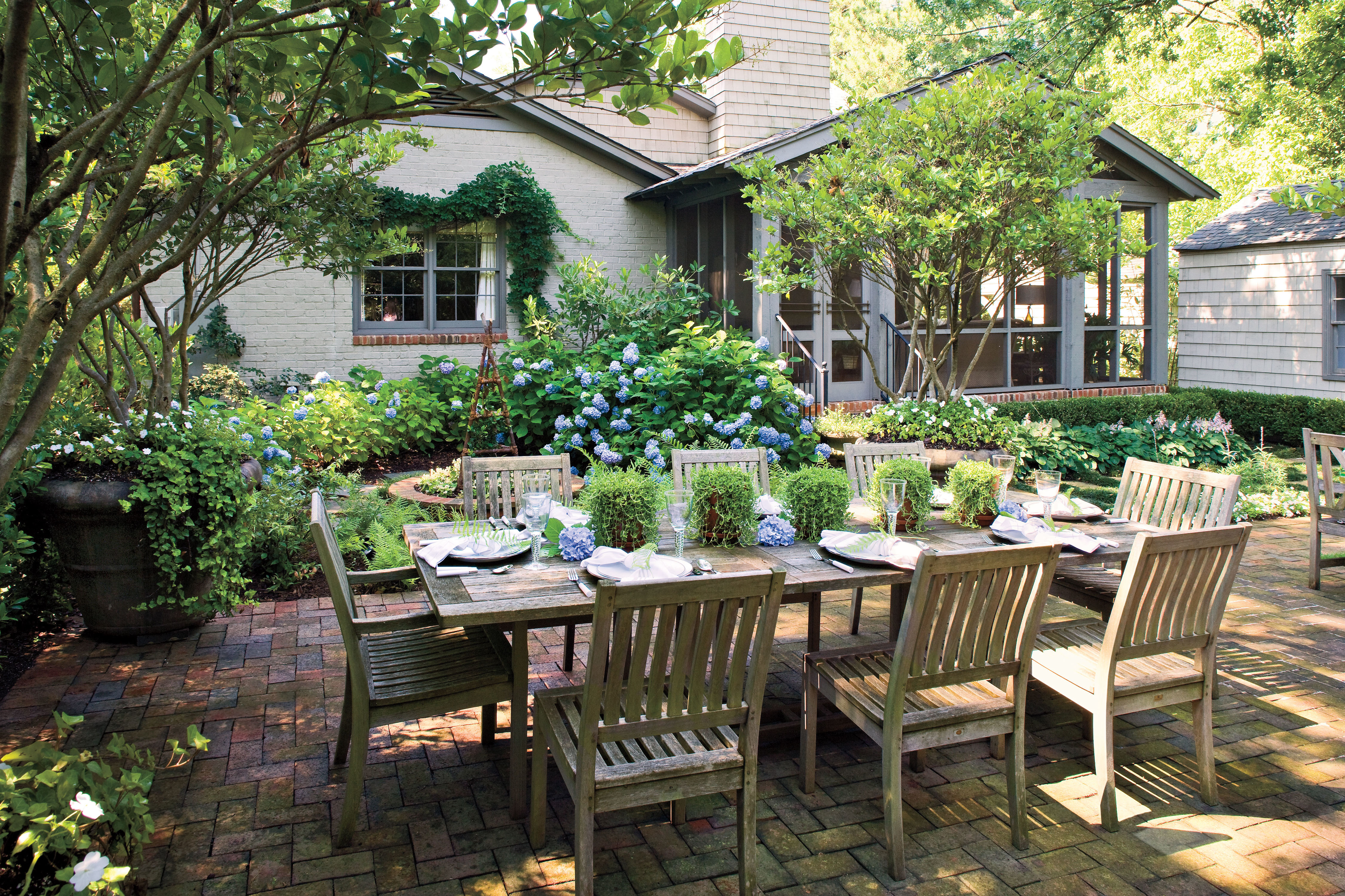 Bring Your Style Outdoors: Sources