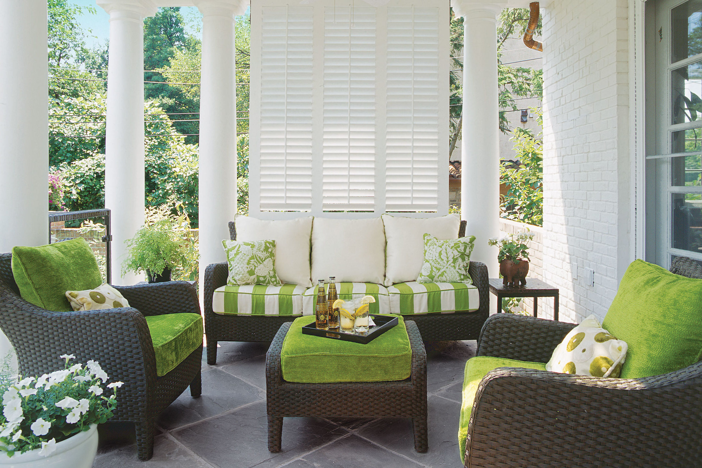 Expert Tips for Fresh Porch Style
