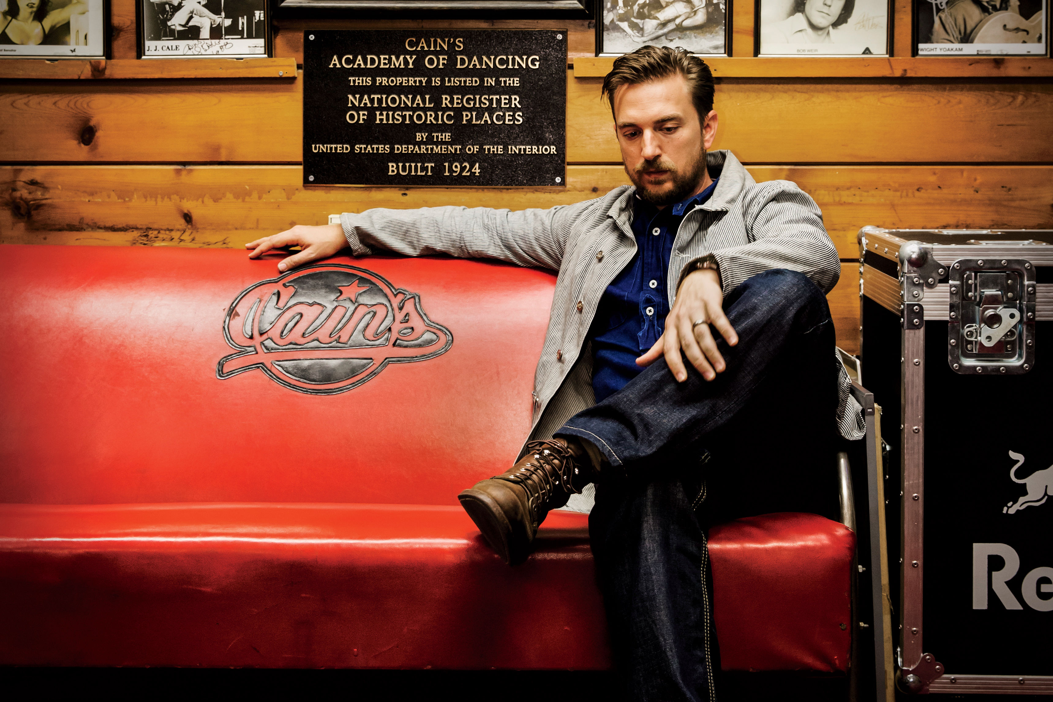 The Next Generation of Country Music: J.D. McPherson