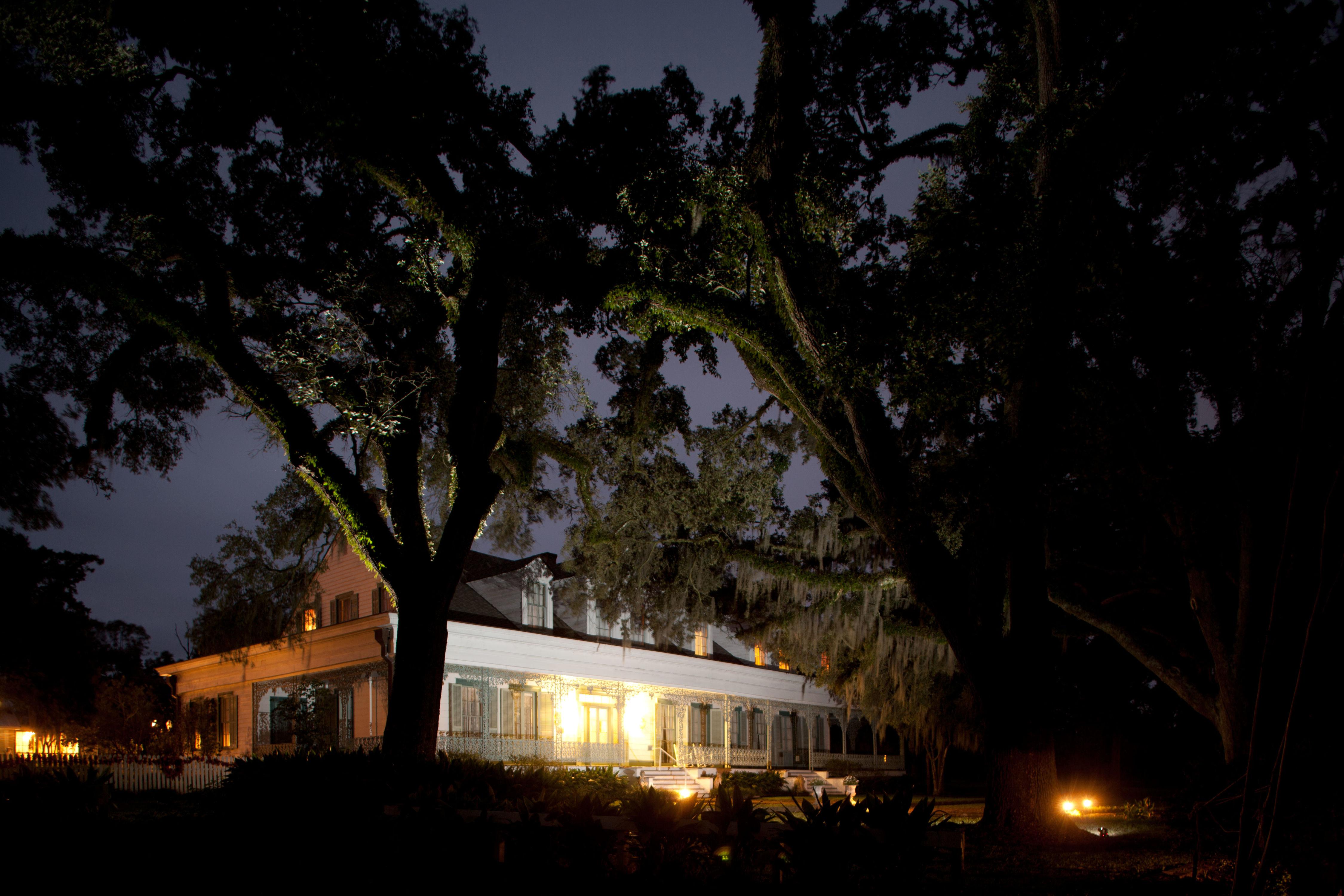The South's Best Ghost Tours