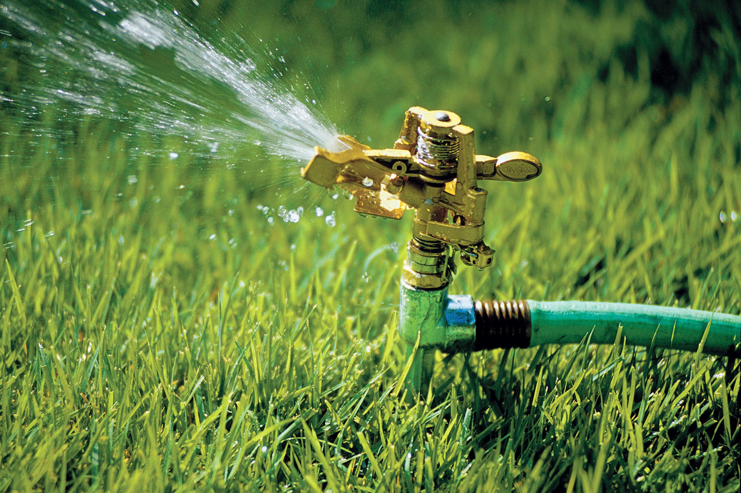 Pick the Best Sprinkler for the Yard