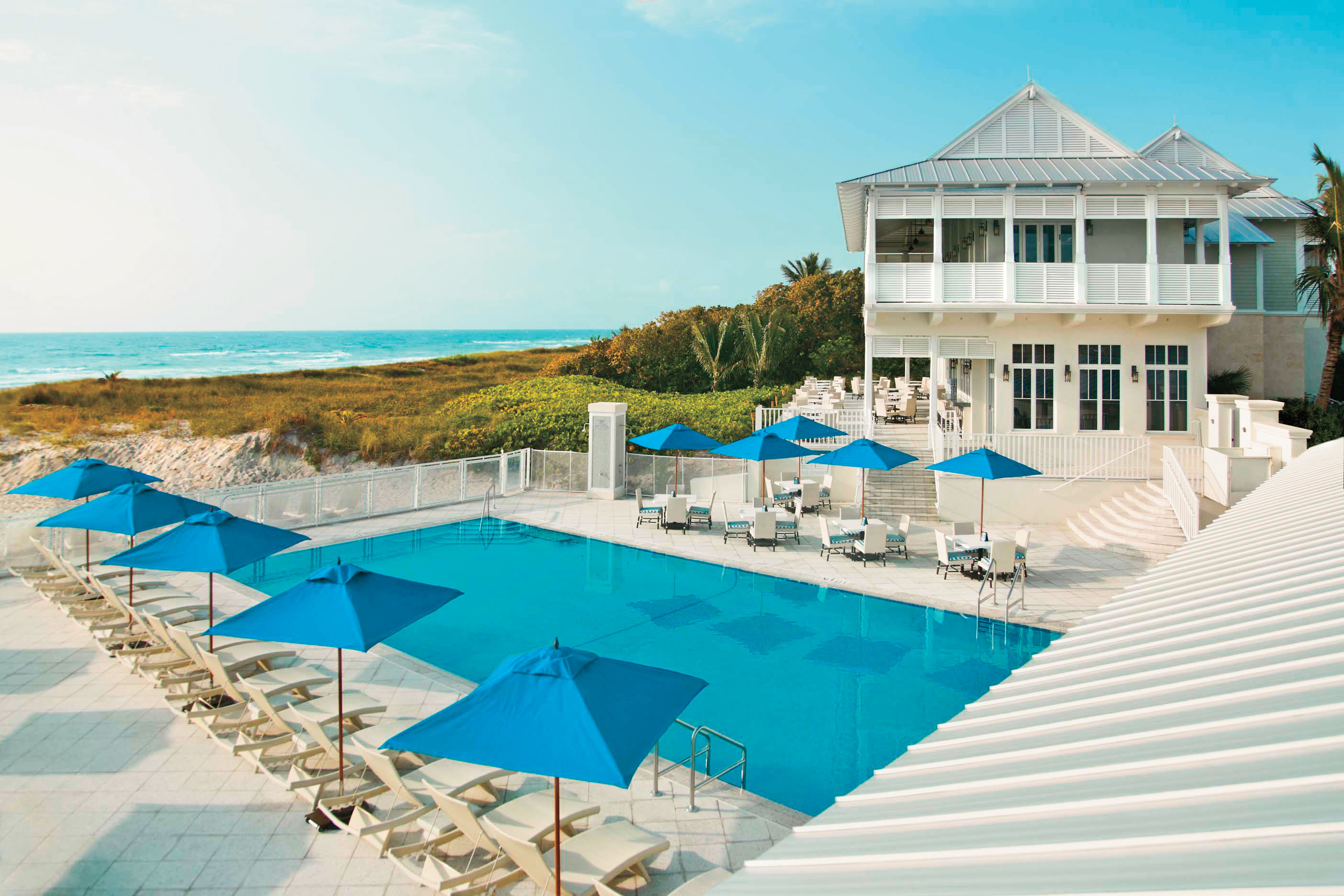 Best Beach Stay: The Seagate Hotel & Spa