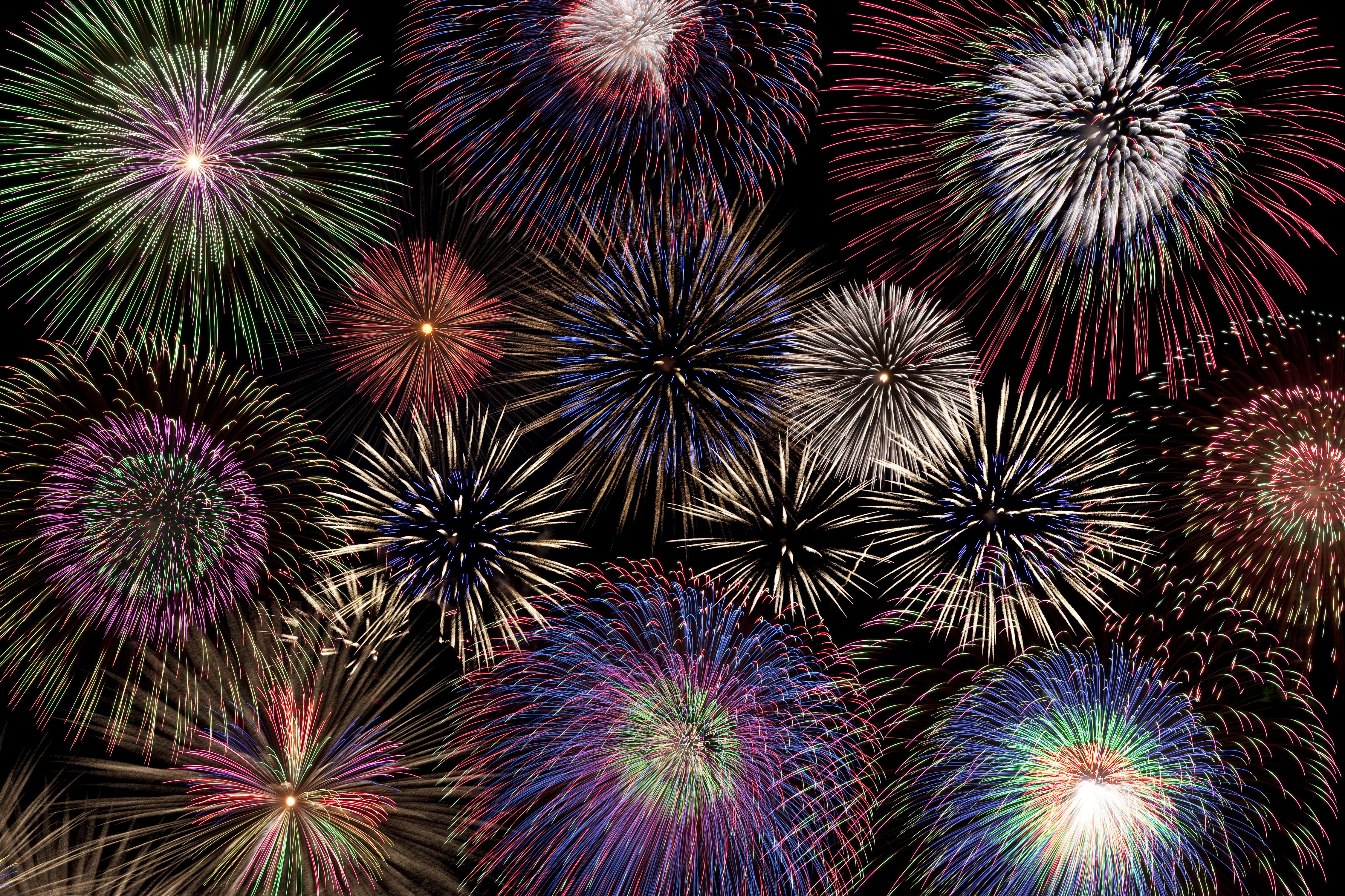 Best Places To Watch the 4th of July Fireworks Around the South