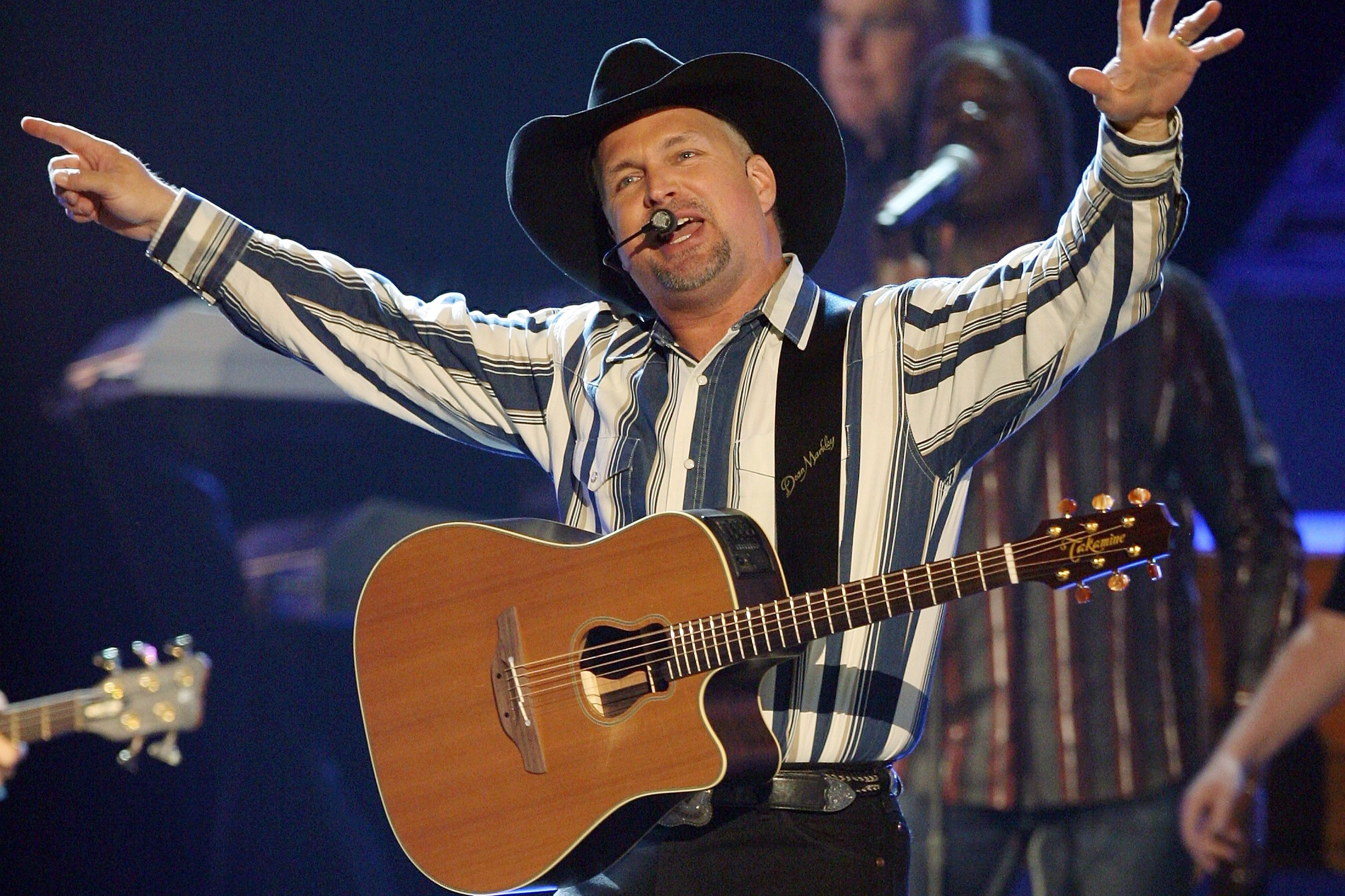 Watch Garth Brooks' Daughter Beautifully Cover One of His Songs