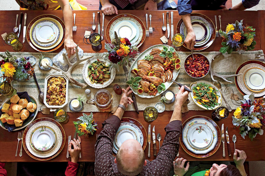 Why Americans Will Never Agree on the Perfect Thanksgiving