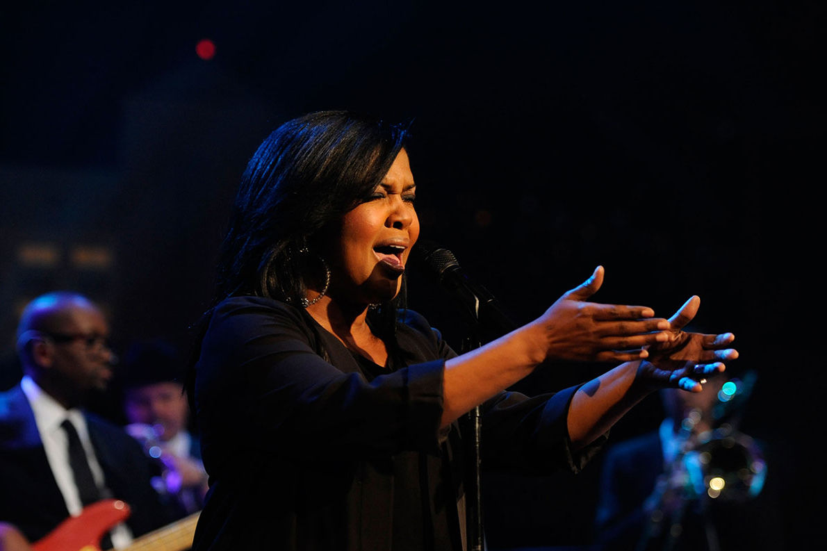 After 9 Years, Cece Winans Is Back