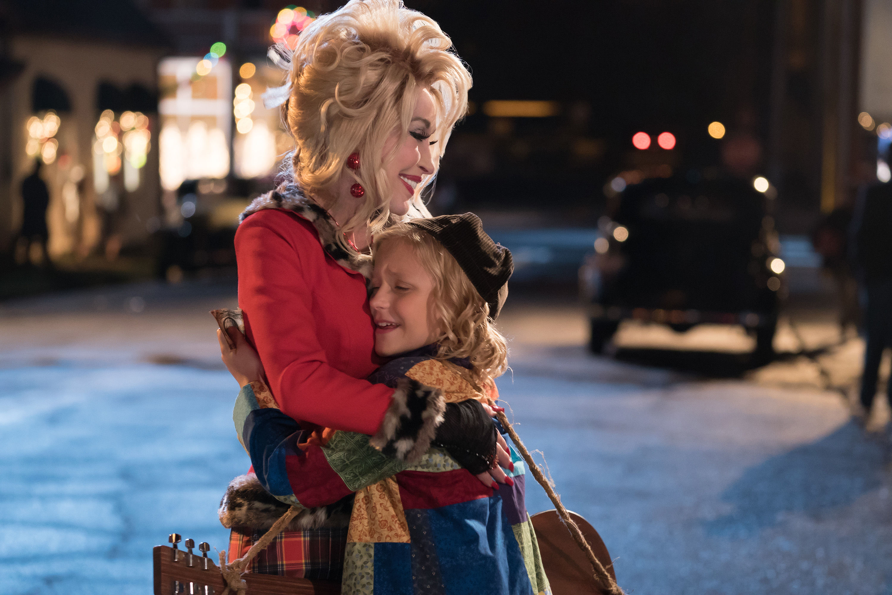 Dolly Parton Returns to Television with a 'Christmas of Many Colors: Circle of Love'