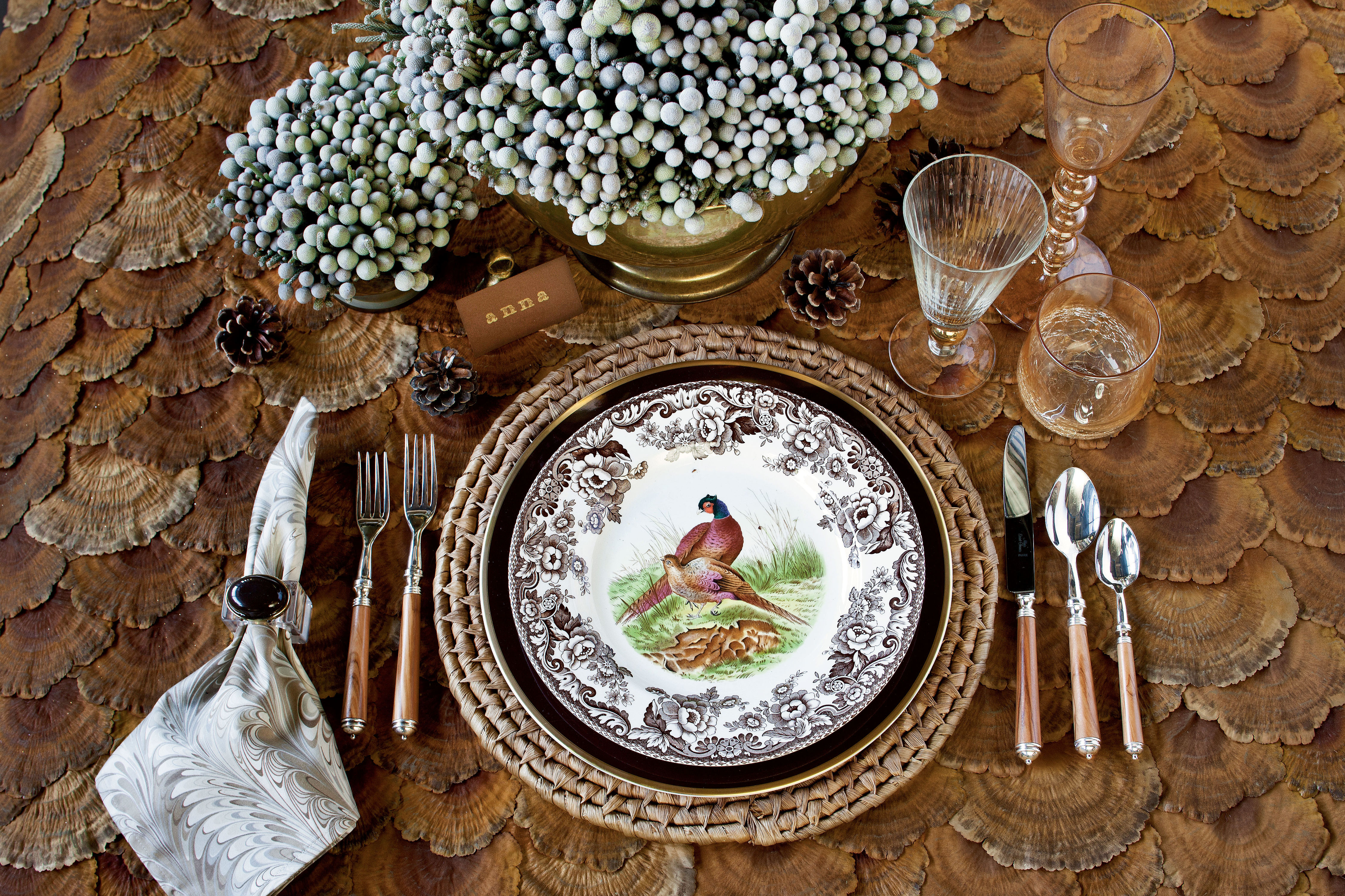 Get the Look: Woodland Pheasant by Spode
