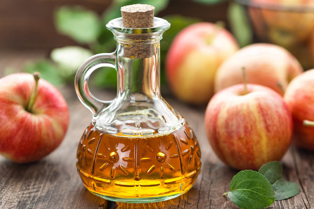 These Are the Real Health Benefits of Apple Cider Vinegar